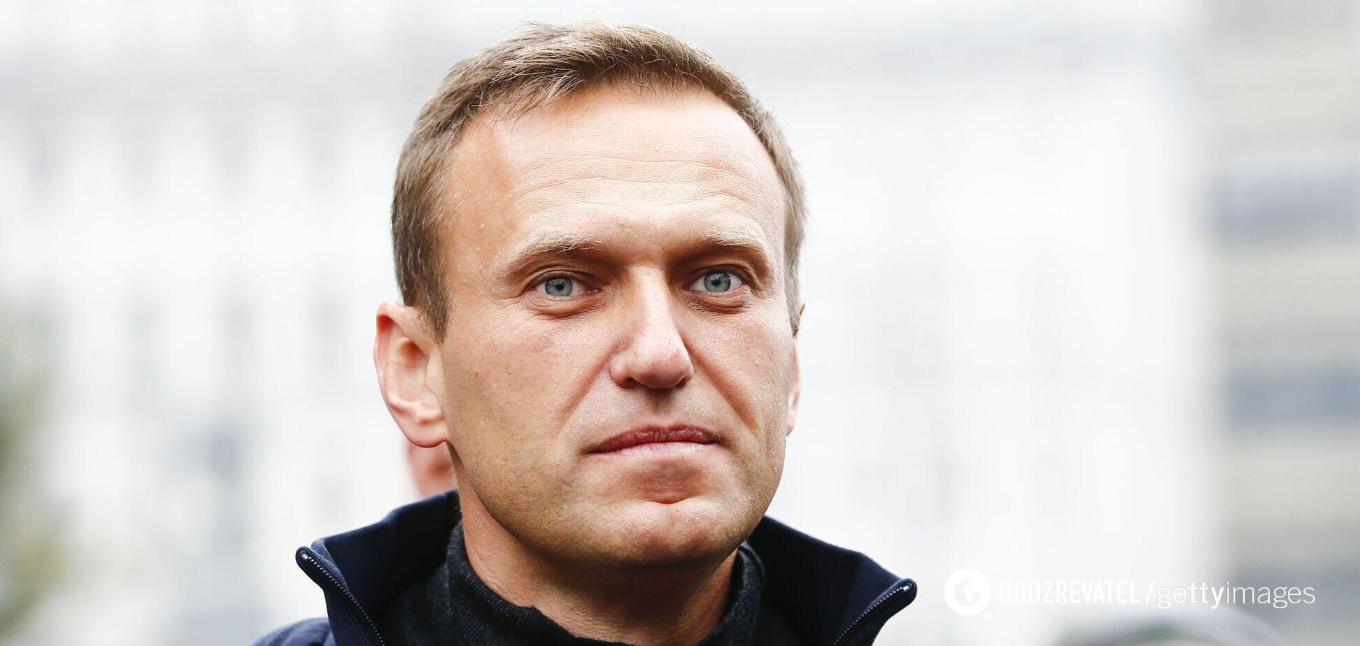 Навального після рішення ЄСПЛ визначили в російській в'язниці як 'схильного до втечі'