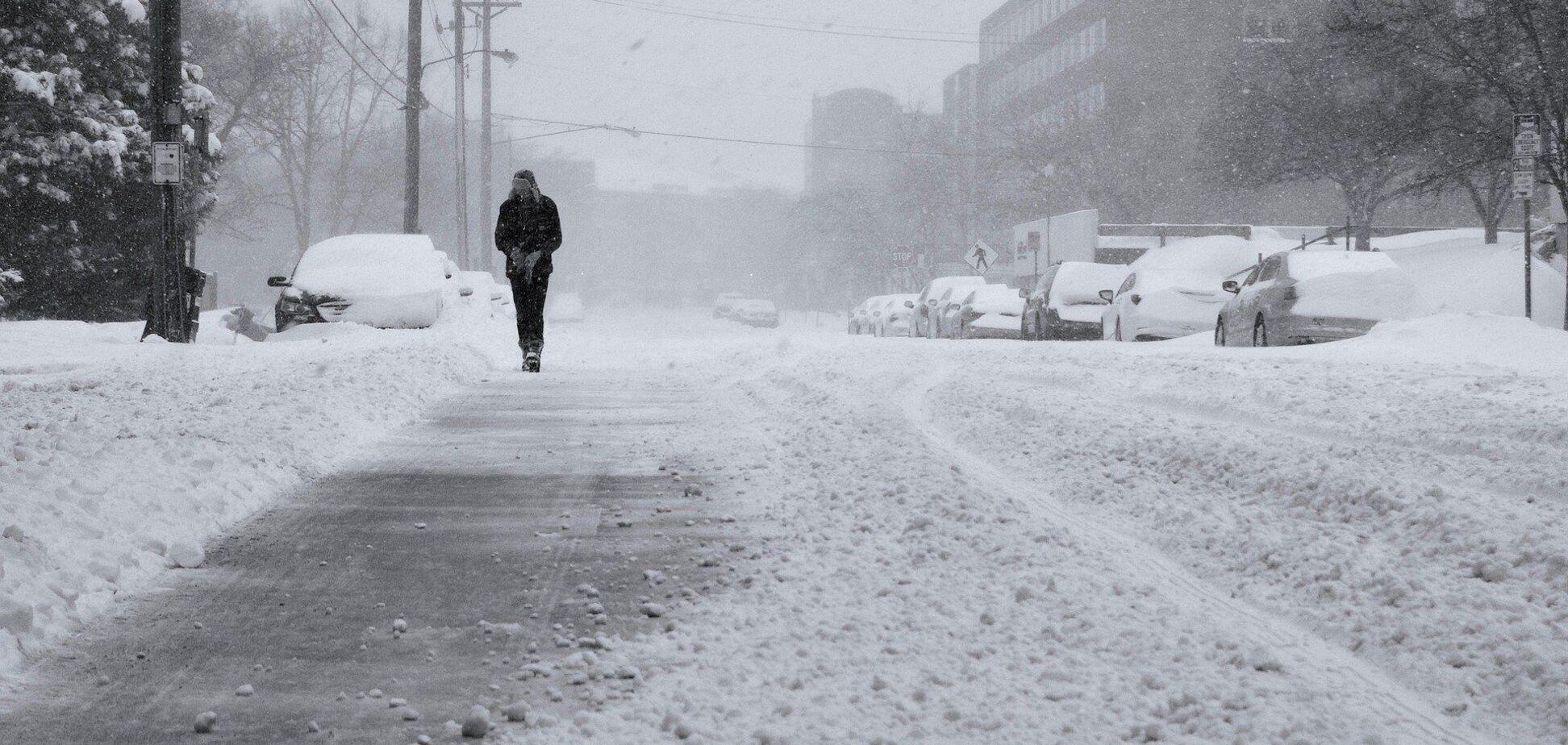 До -24: в Укргидрометцентре уточнили, где в пятницу погода будет самой морозной