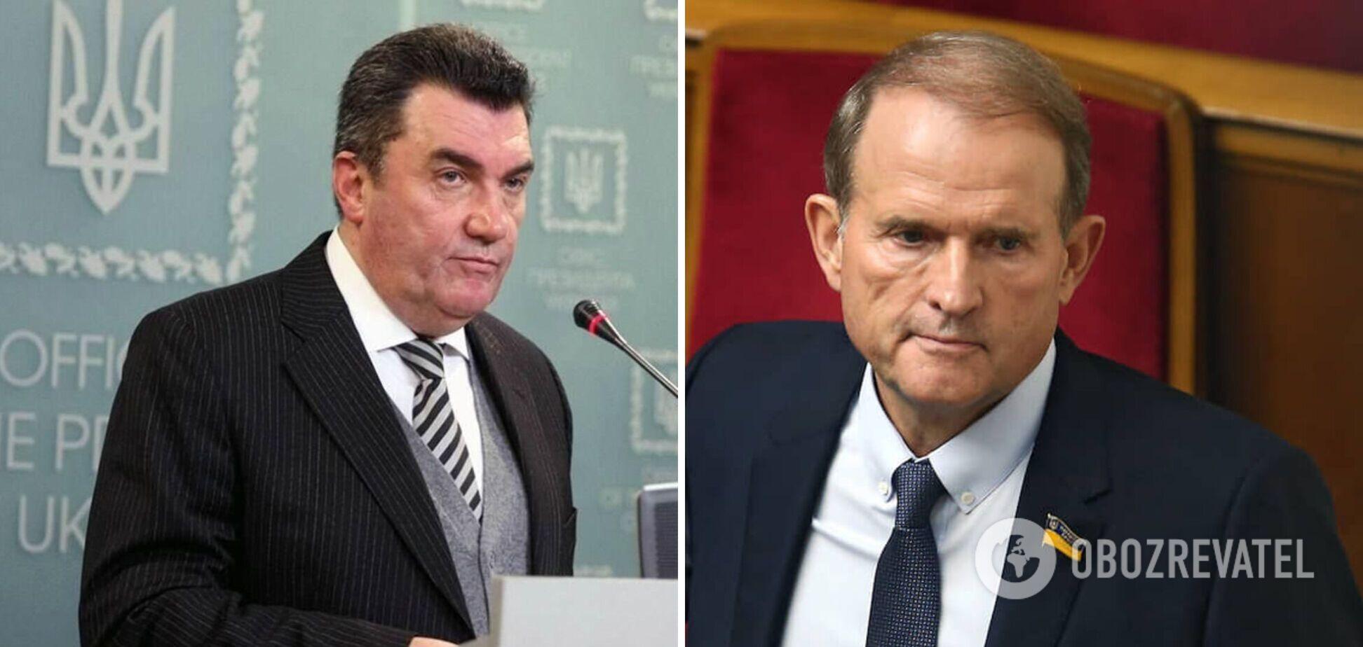 Данилов и Медведчук