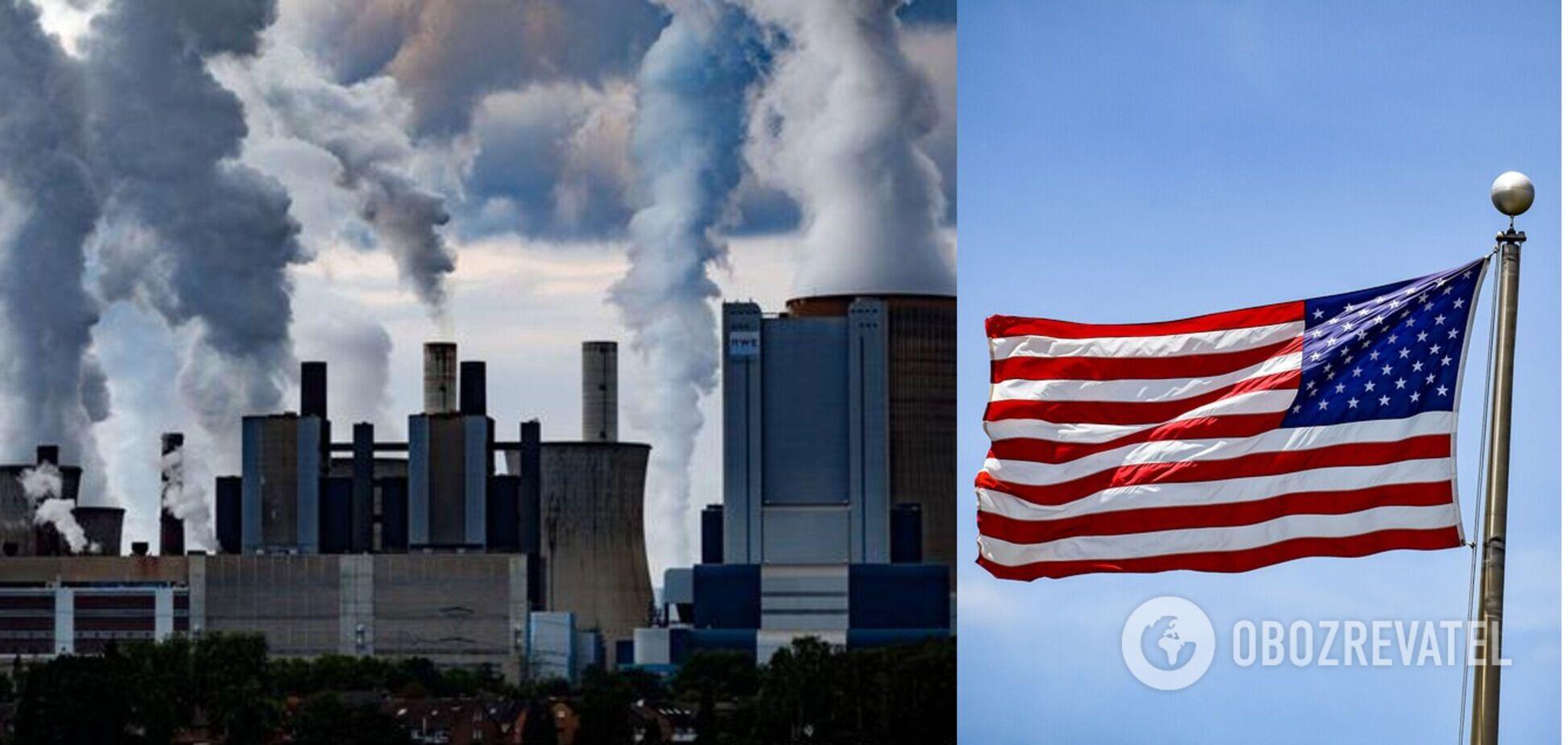 Байден обещал сделать США одной из ведущих стран в борьбе с глобальным потеплением