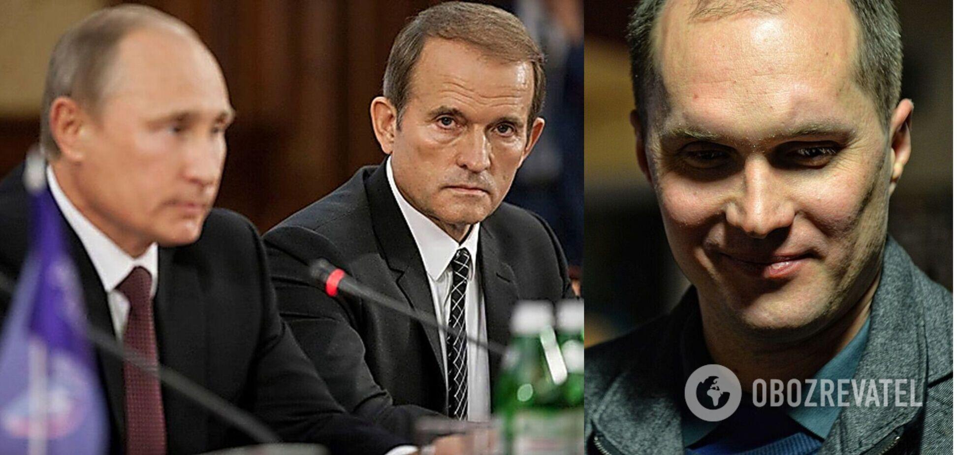 Бутусов – о санкциях против Медведчука: Украина впервые нанесла уничтожающий удар по агенту Путина