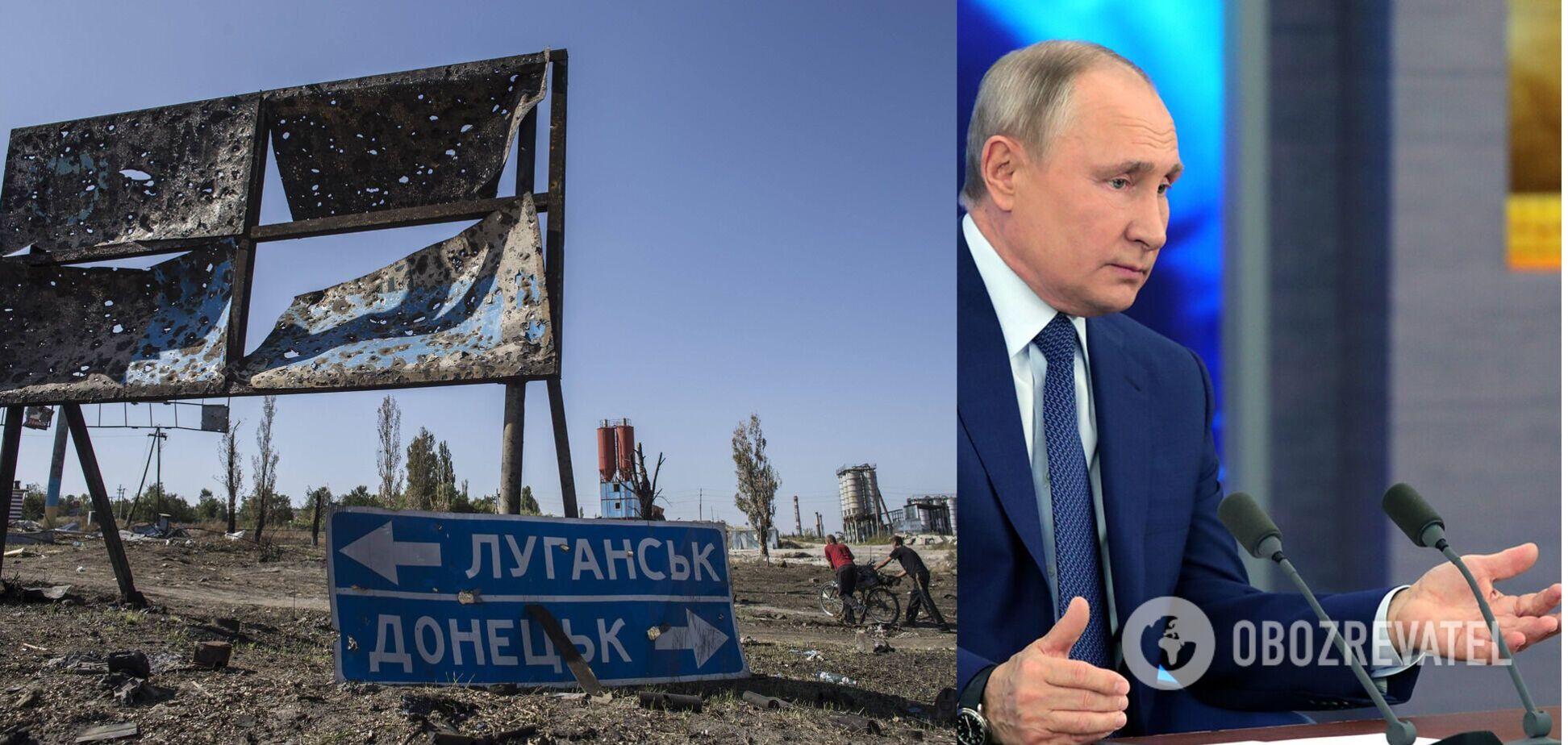 В СНБО назвали главное условие для завершения войны на Донбассе