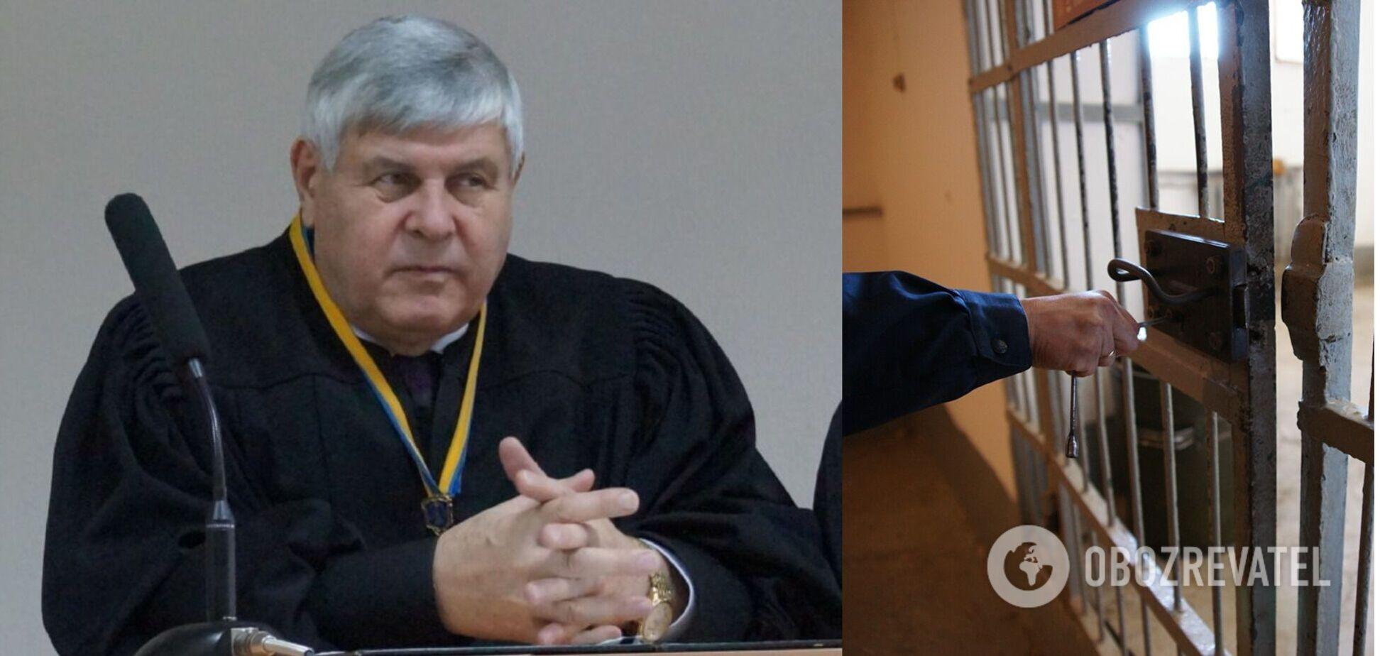 В Черкассах судья за взятку по пьяному вождению получил 2 года тюрьмы