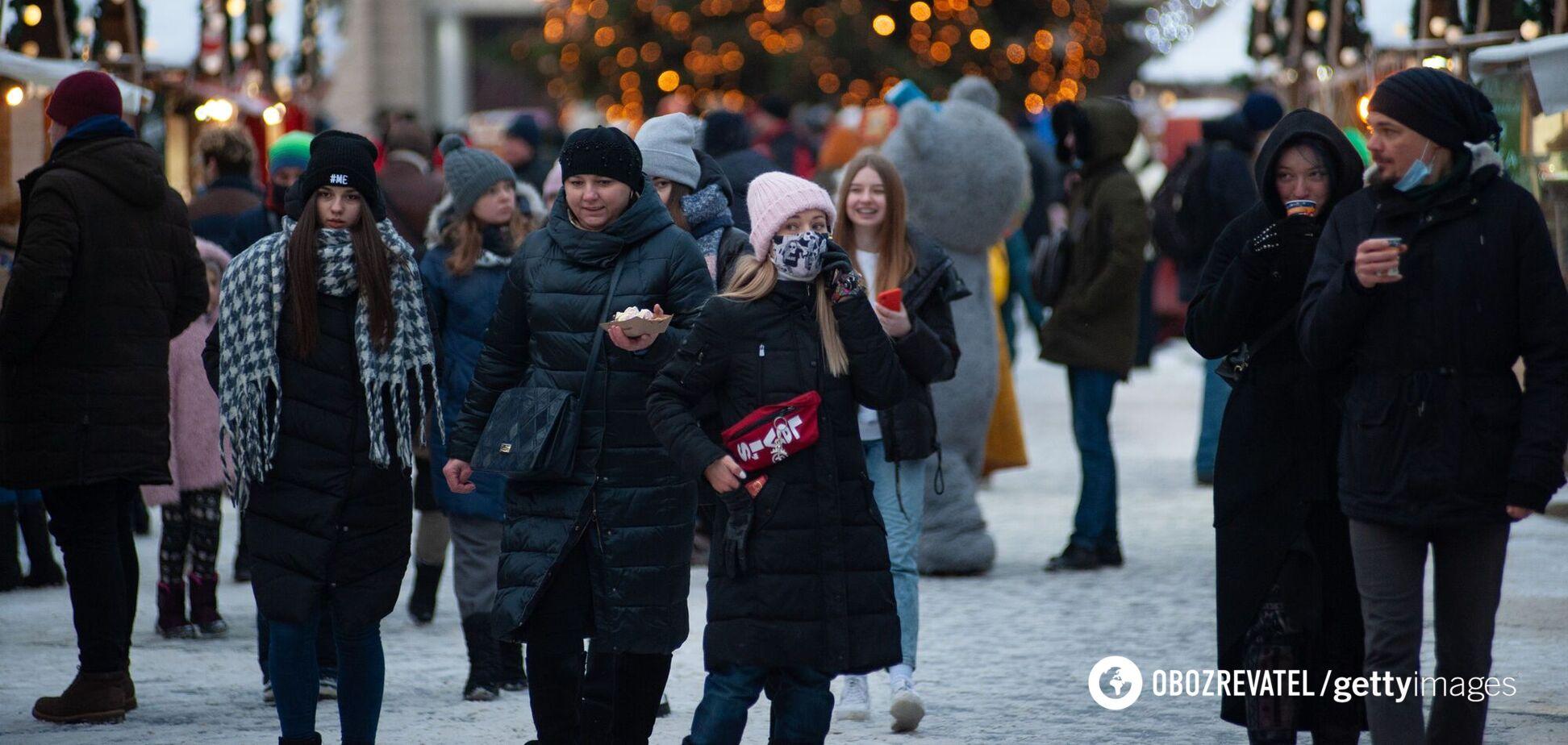 В Украине начинается вторая волна коронавируса