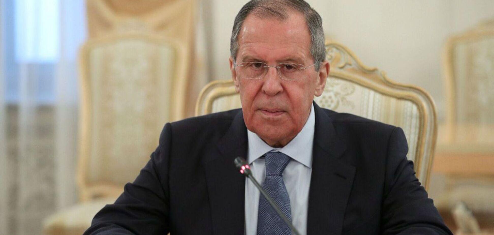 Лавров: украинский режим нужен, чтобы постоянно раздражать Россию