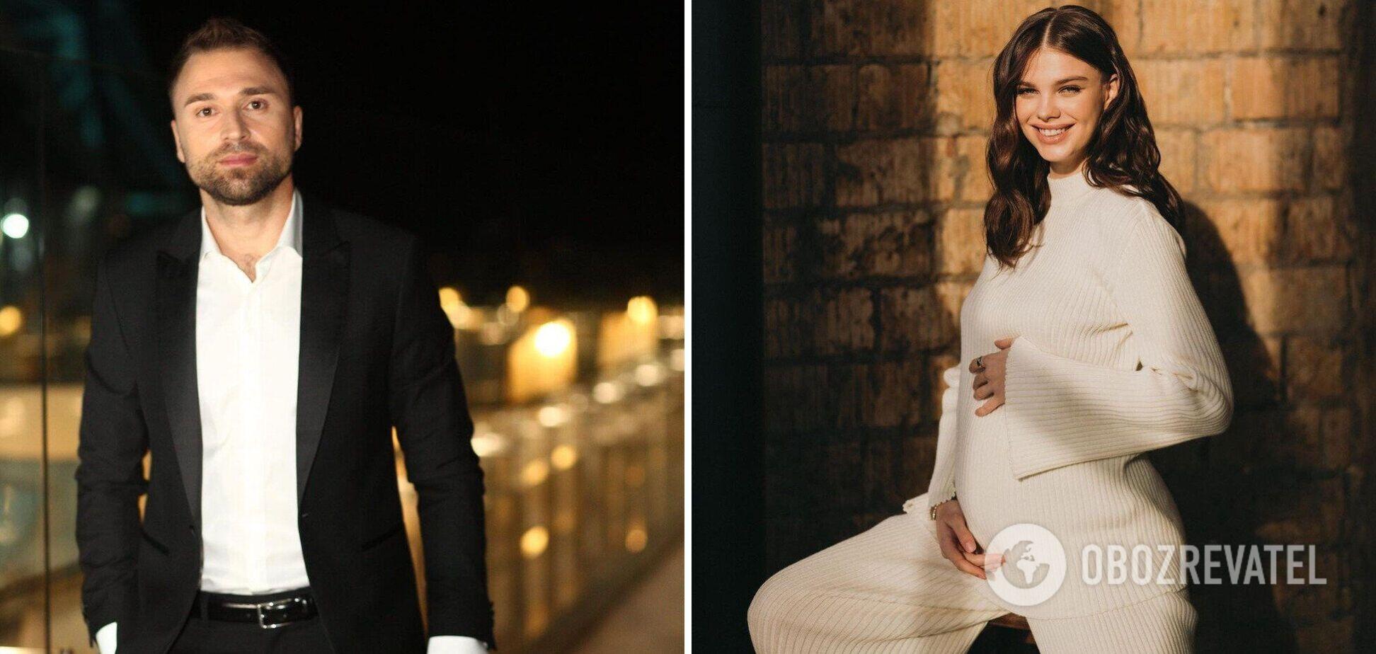'Холостяк' Михайлюк показав фото з вагітною коханою з відпочинку
