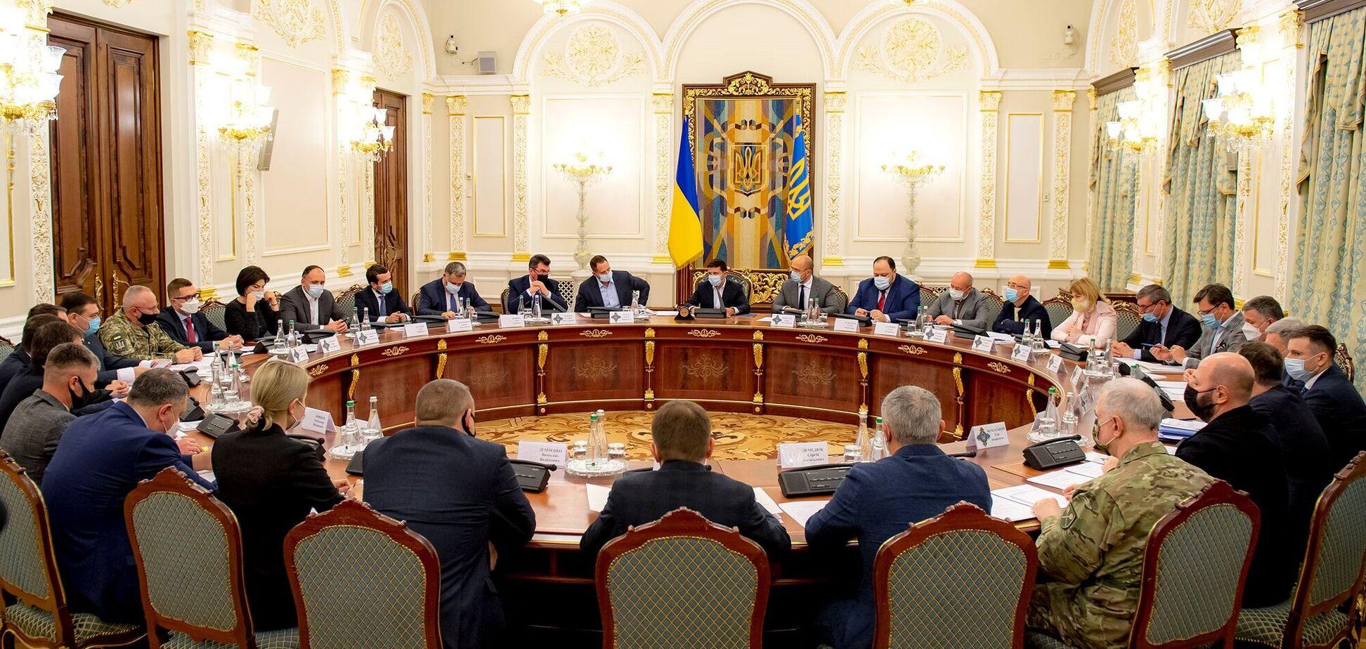 В СБУ уточнили, на каком основании СНБО ввел новые санкции