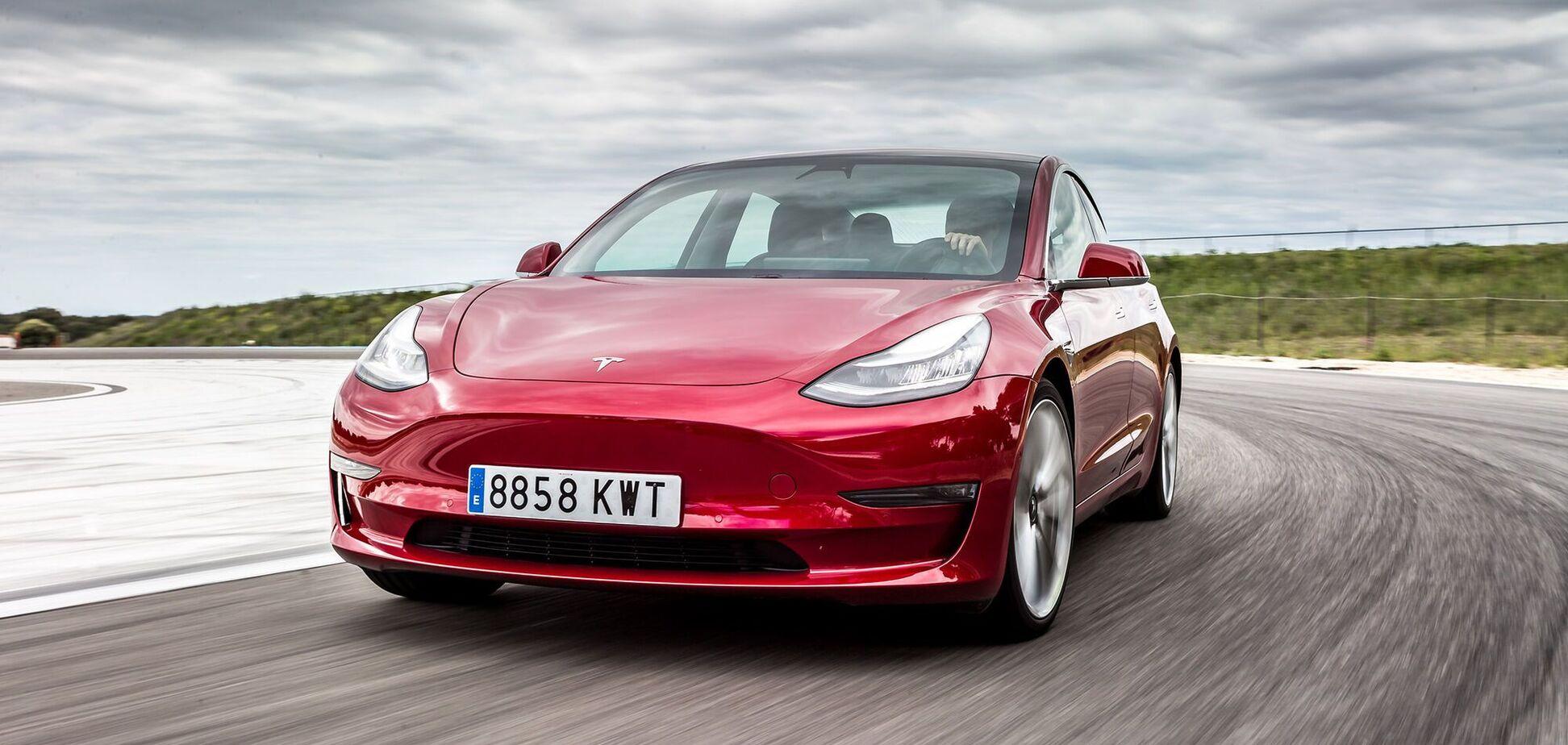 Chevrolet змусив Tesla знизити ціни на Model 3 та Model Y