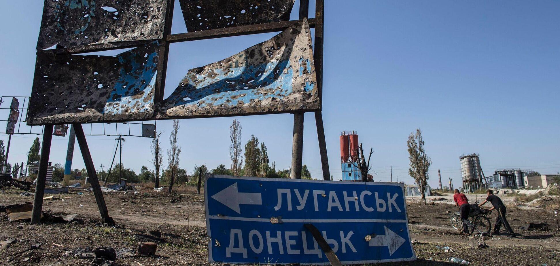 Україна перегляне п'ять сценаріїв розвитку ситуації на Донбасі, – Данілов