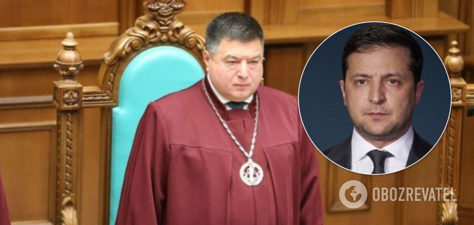 Тупицкий подал в суд из-за указа Зеленского