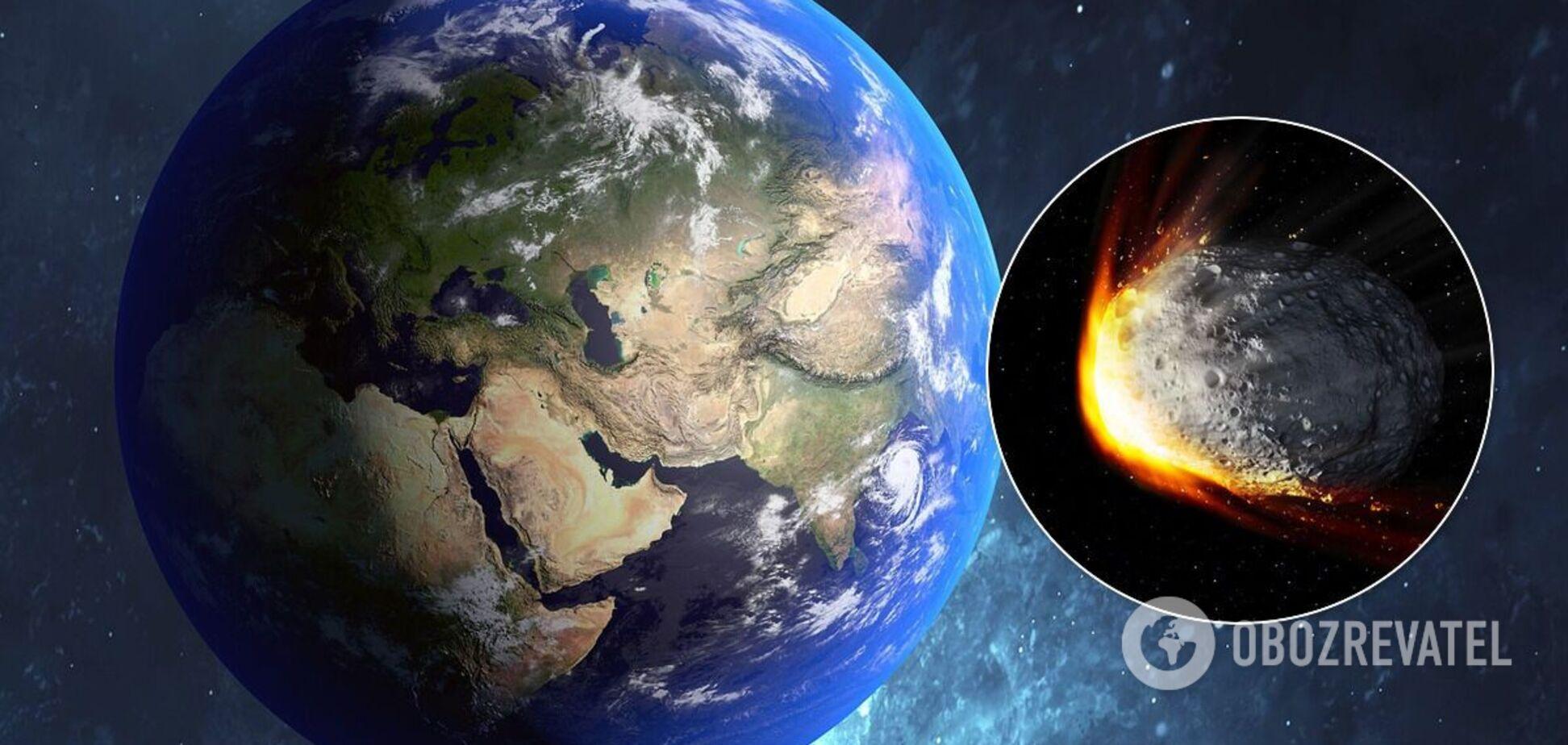 К Земле летит огромный астероид: в NASA назвали его опасным