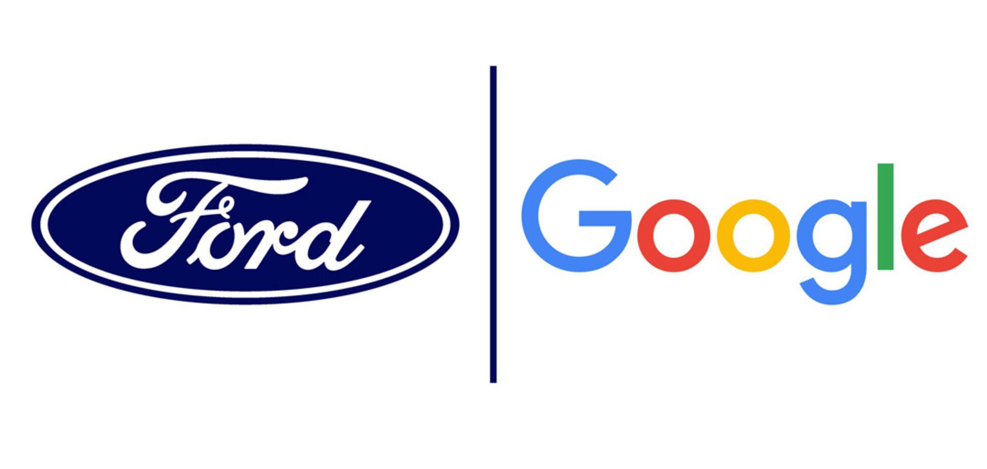 Ford и Google объединят усилия в области интернет-сервисов
