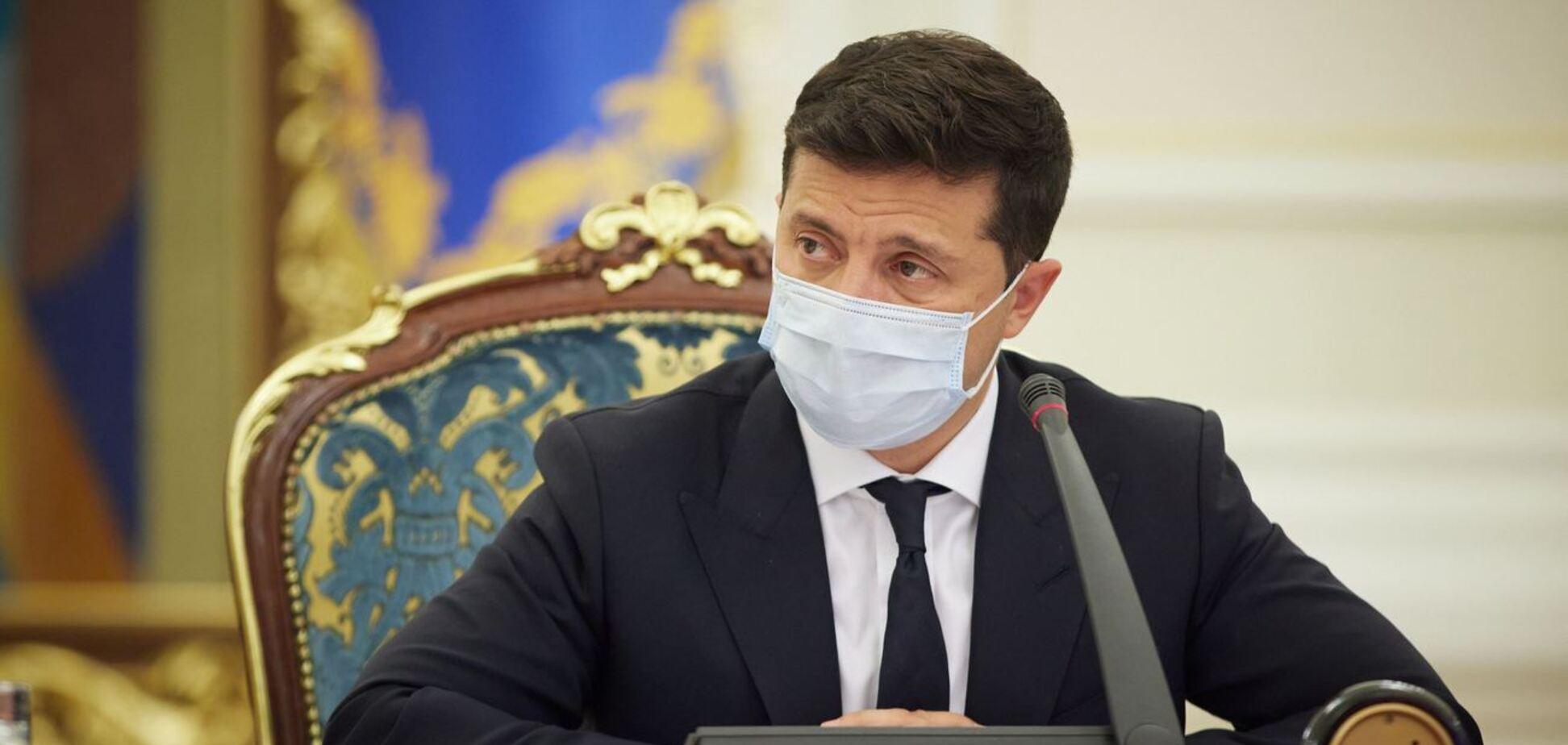 Володимир Зеленський відзвітував перед українцями про розв'язання проблеми високих цін на газ