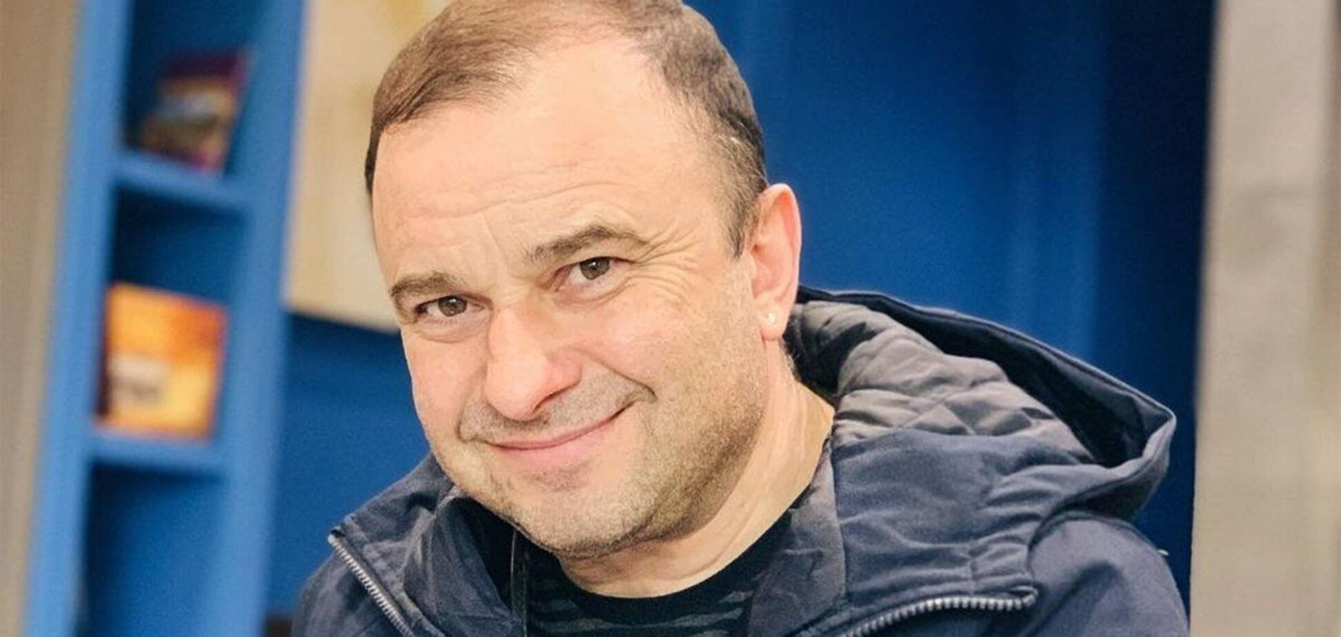 Віктор Павлік заспівав для натовпу фанатів