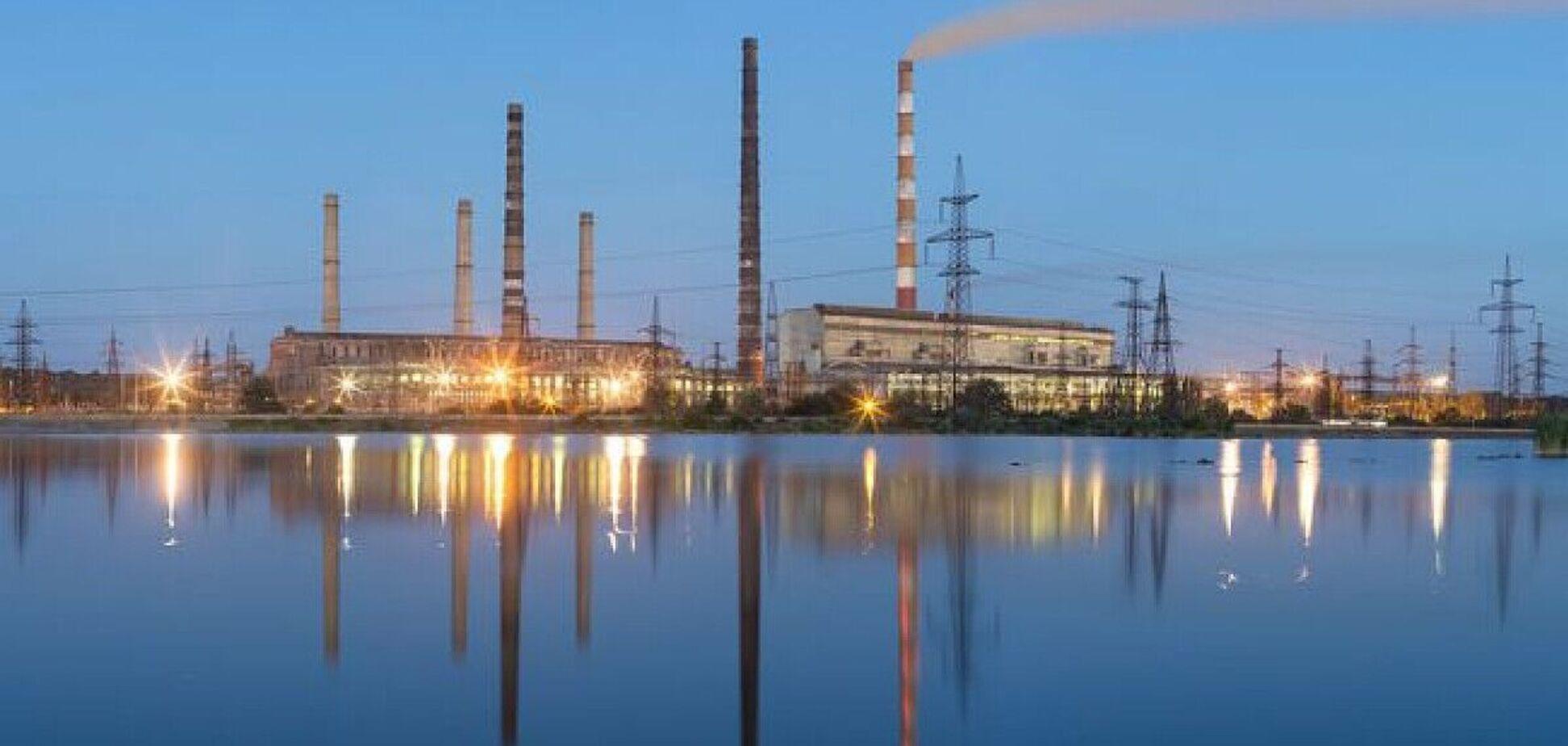'Донбассэнерго' предложило отложить мероприятия Нацплана по сокращению выбросов