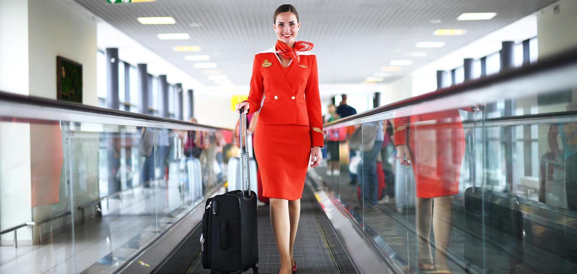 Найвродливіші стюардеси світу показали себе в Instagram