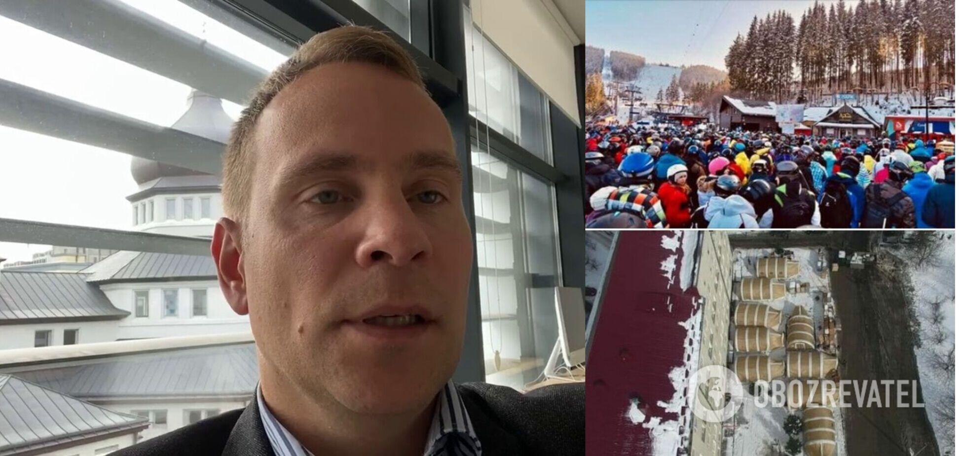 Жиравецкий опубликовал показательное фото с Буковели