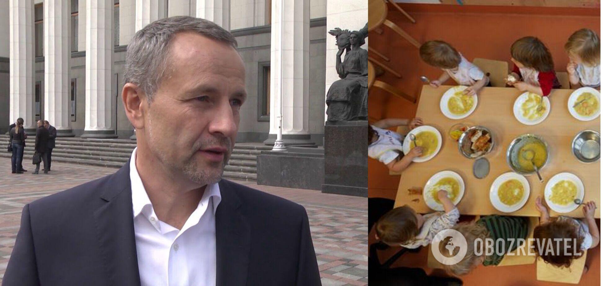 Детсады Херсона остались без продуктов из-за мэра – СМИ