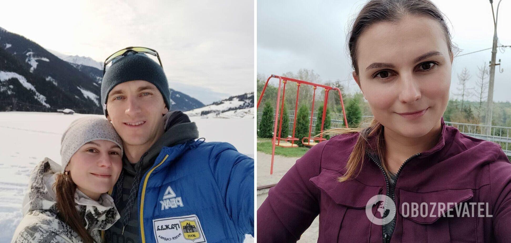 Дмитрий Пидручный и Ольга Полещикова