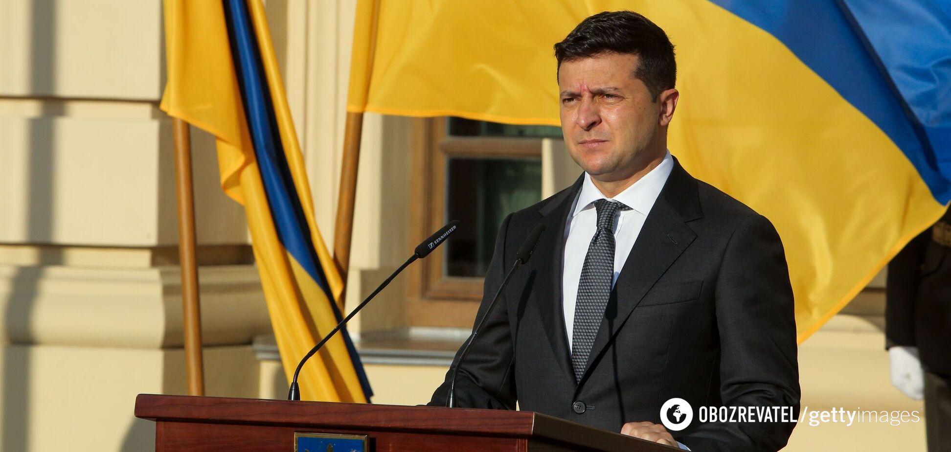 Президент України Володимир Зеленський поставив поза законом проросійську політику в Україні