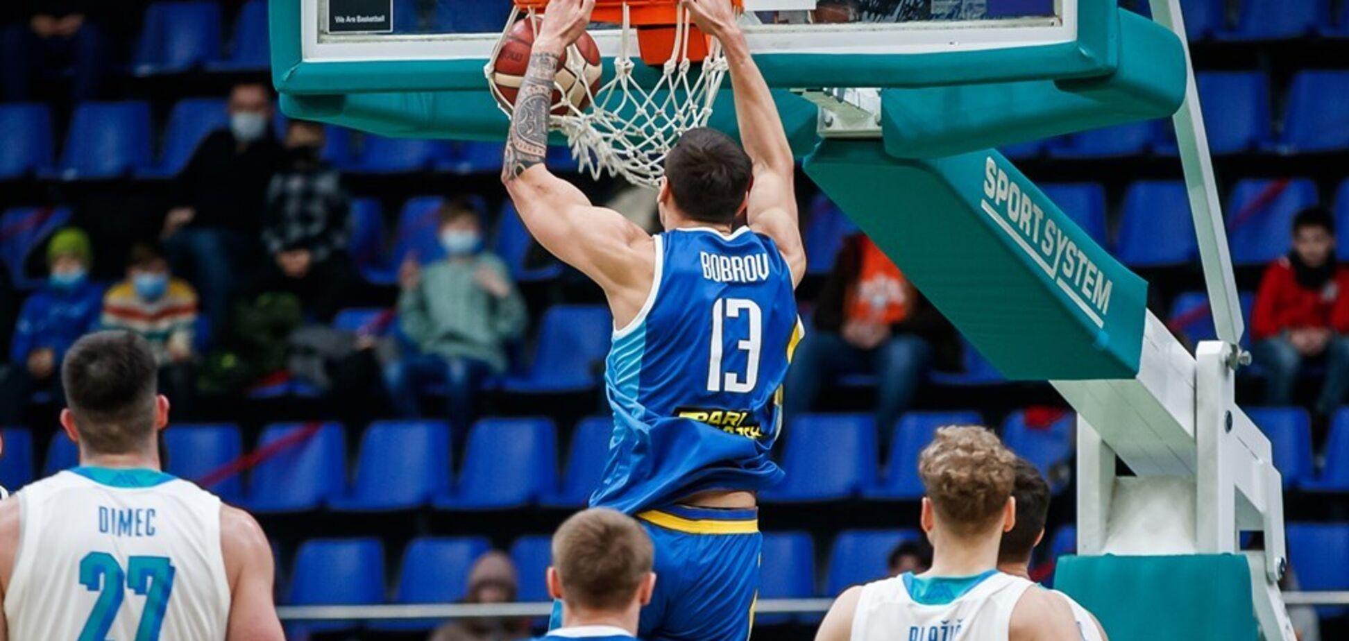 Україна - Словенія