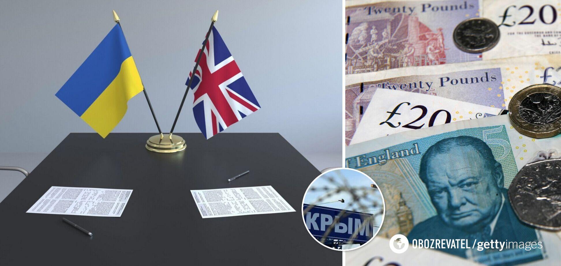 Британія виділить мільйони гривень на проєкт для Криму: в чому суть