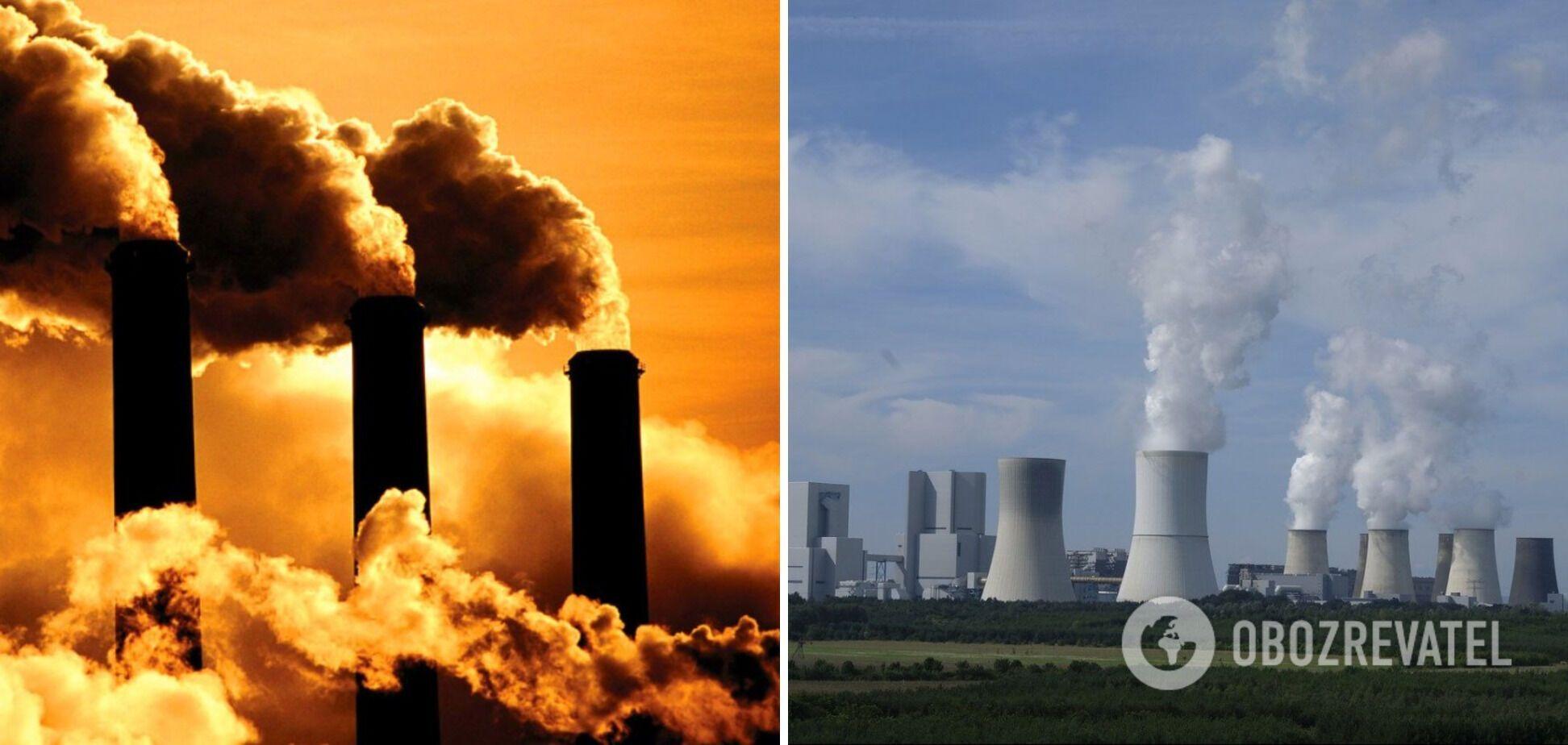 Нацплан по сокращению выбросов не заработал в 2021 году из-за отсутствия финансирования – Минэкологии