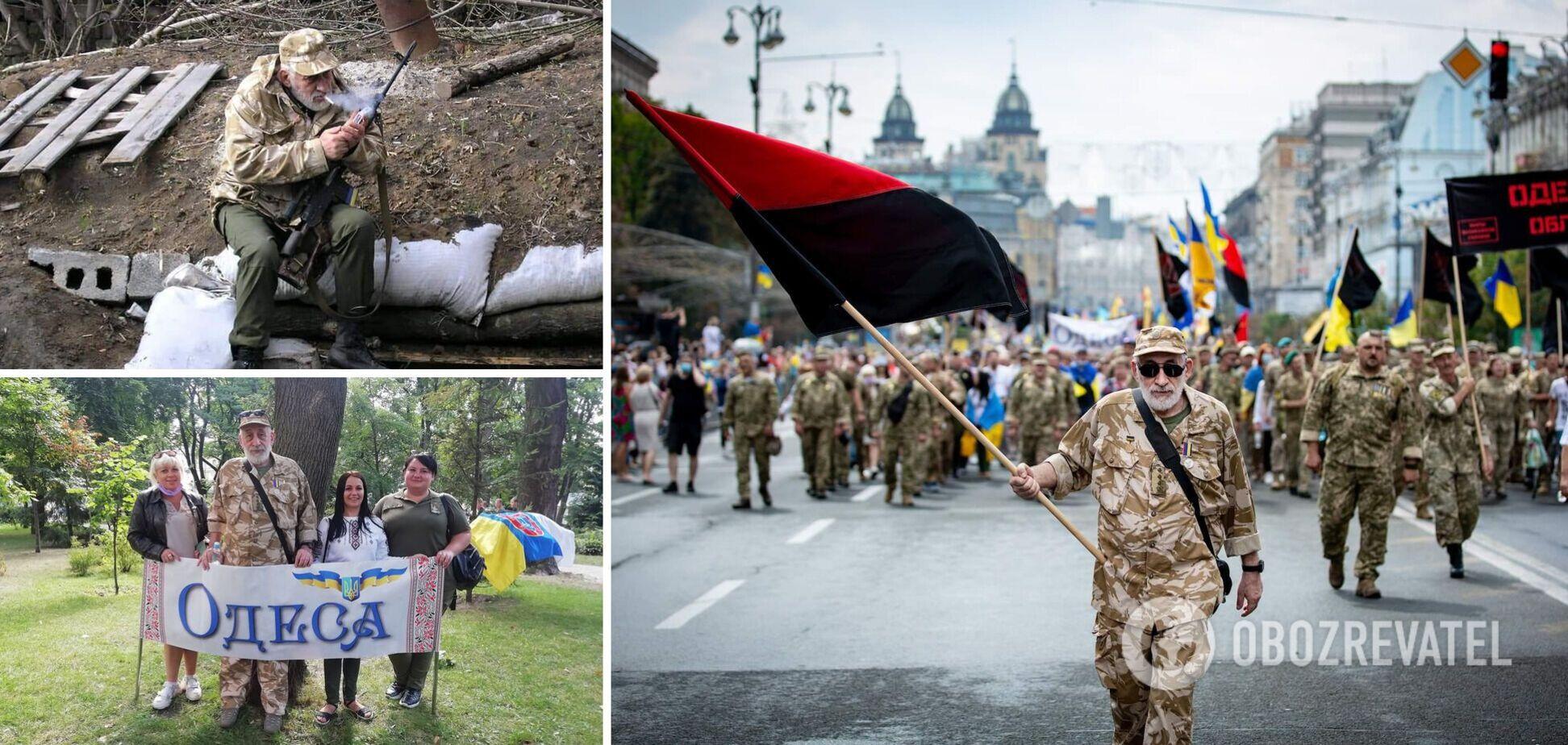 В Одессе умер известный волонтер и ветеран АТО