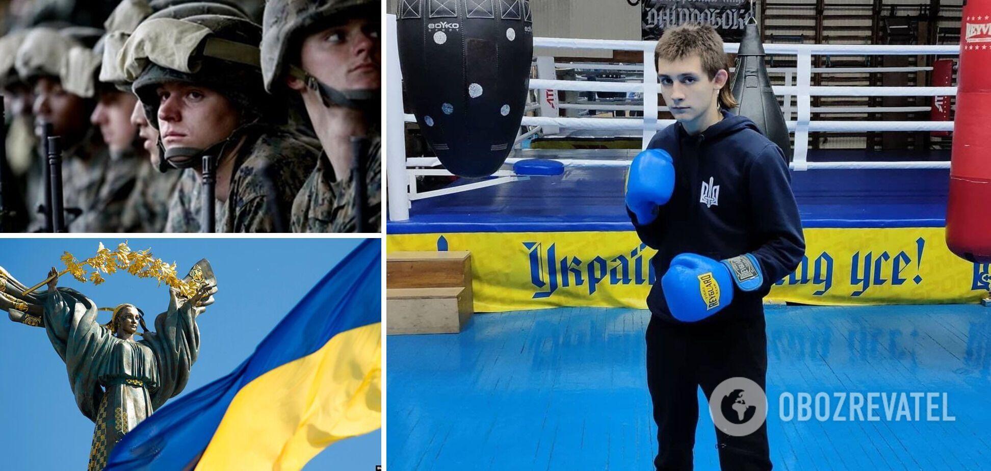 'Українською, будь ласка': як мій син вчив представників військових 'вишів' поважати Україну