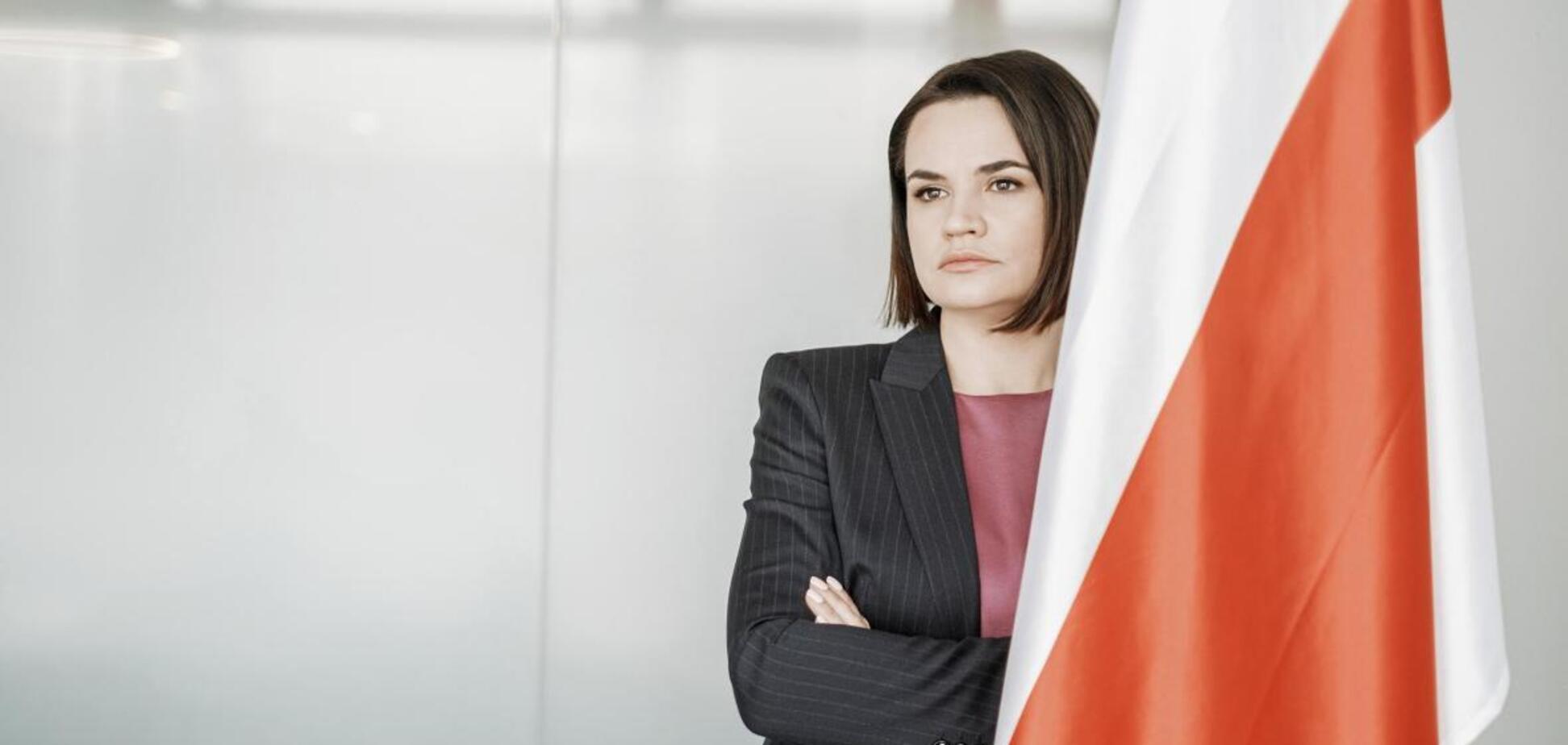Тихановская заявила о недостаточности санкций против 'режима Лукашенко'