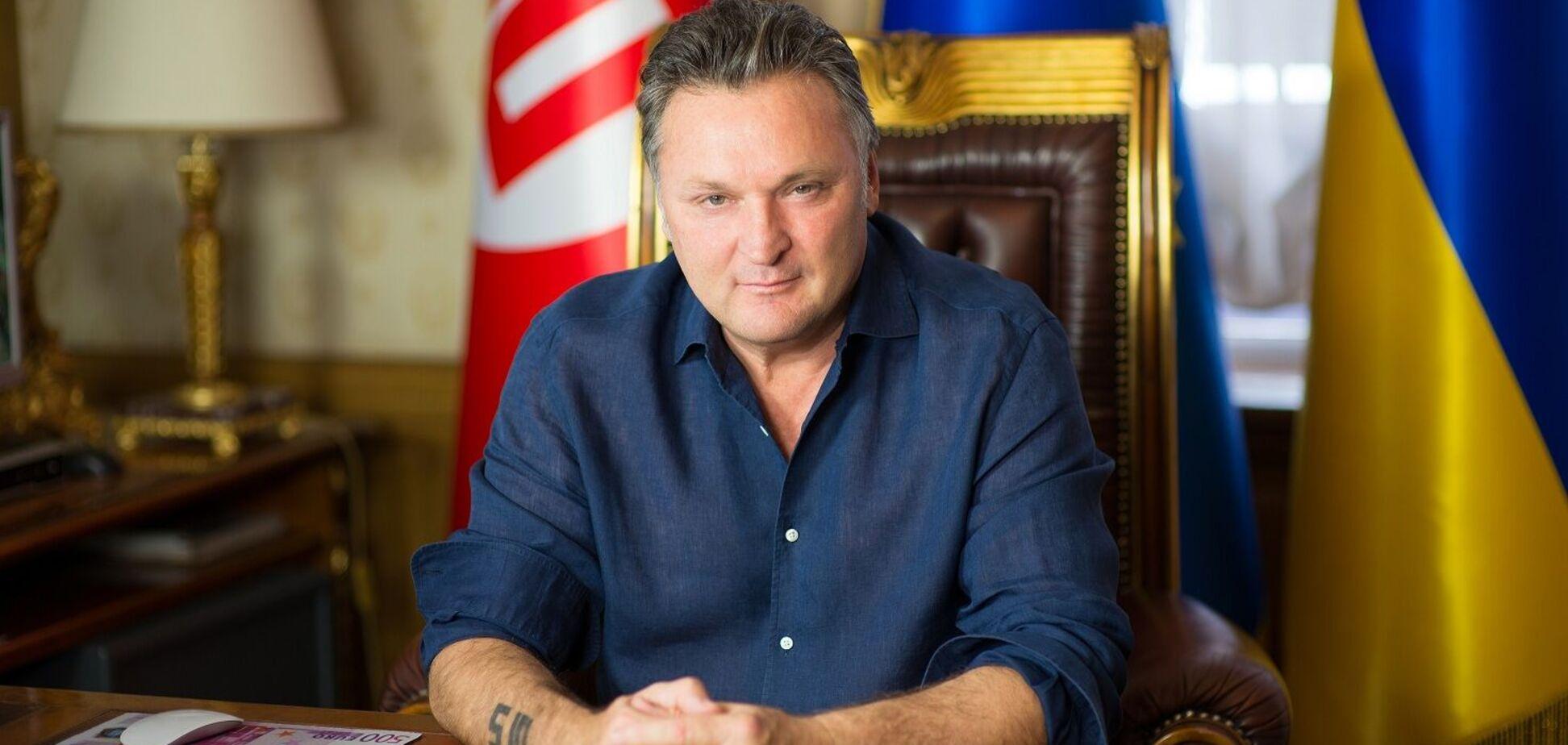 Геннадий Балашов не смог вылететь в Стамбул из-за запрета покидать территорию Украины