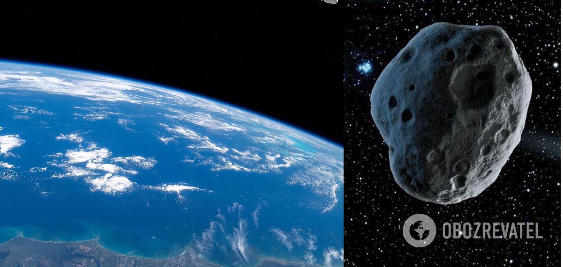 Повз Землю пронесуться три астероїди: один розміром зі стадіон
