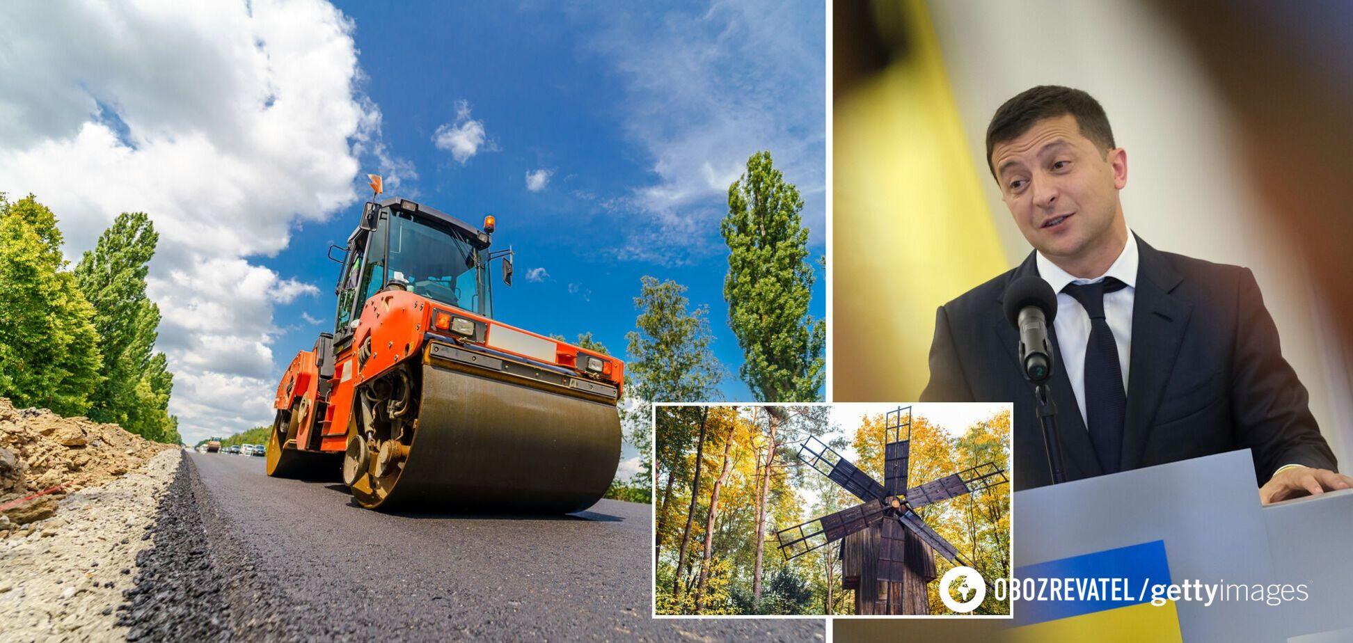 Зеленский поделился амбициозными планами на 2021 год
