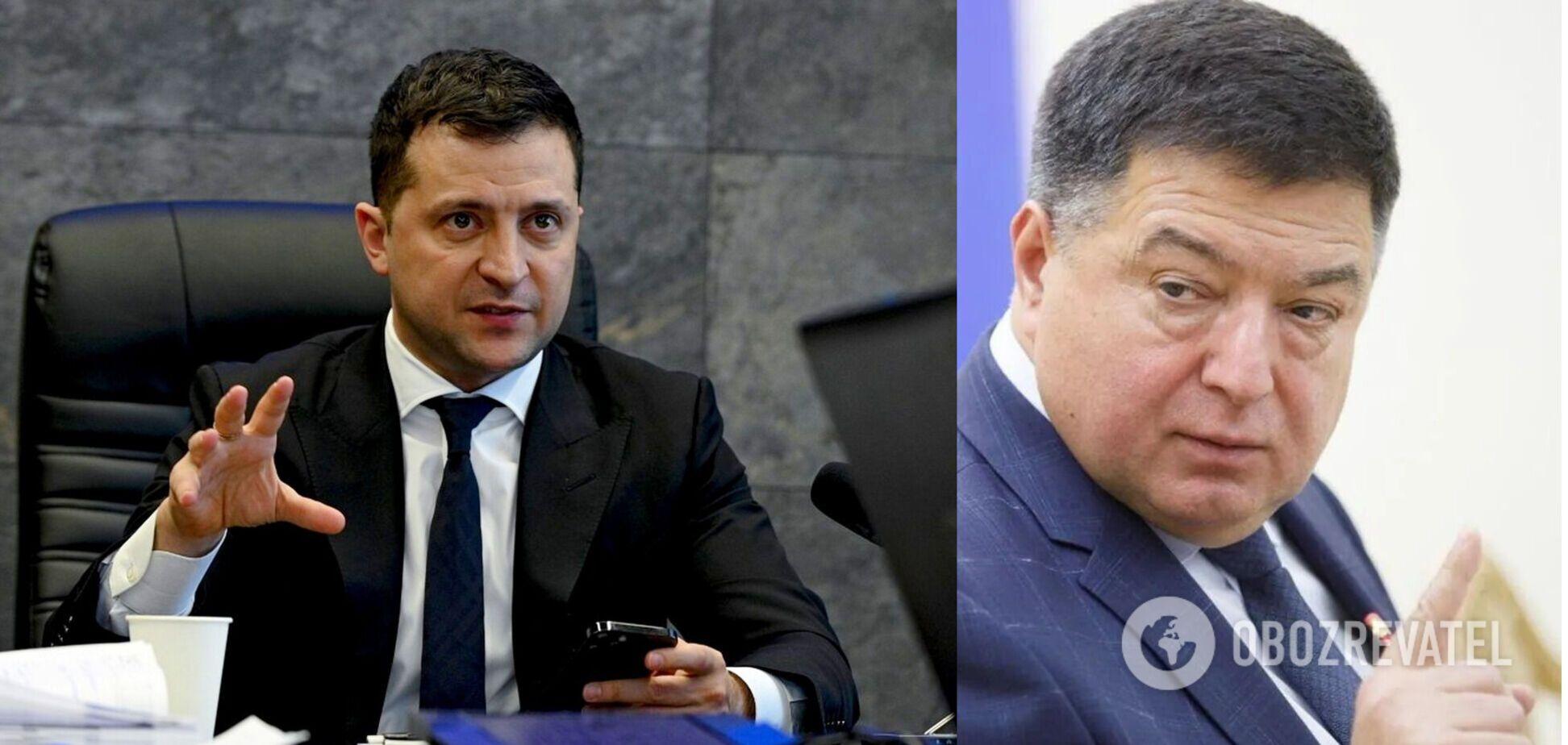 Зеленський заявив про намір 'позбутися' Тупицького