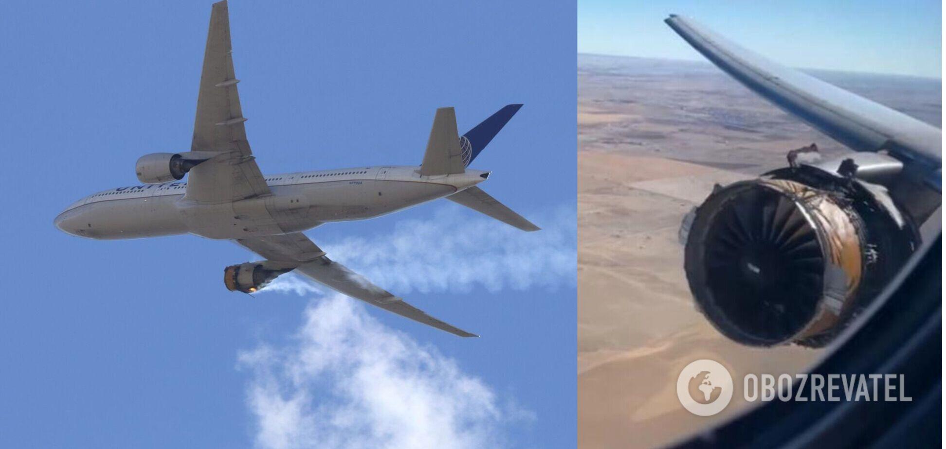 Boeing почали розвалюватися в повітрі
