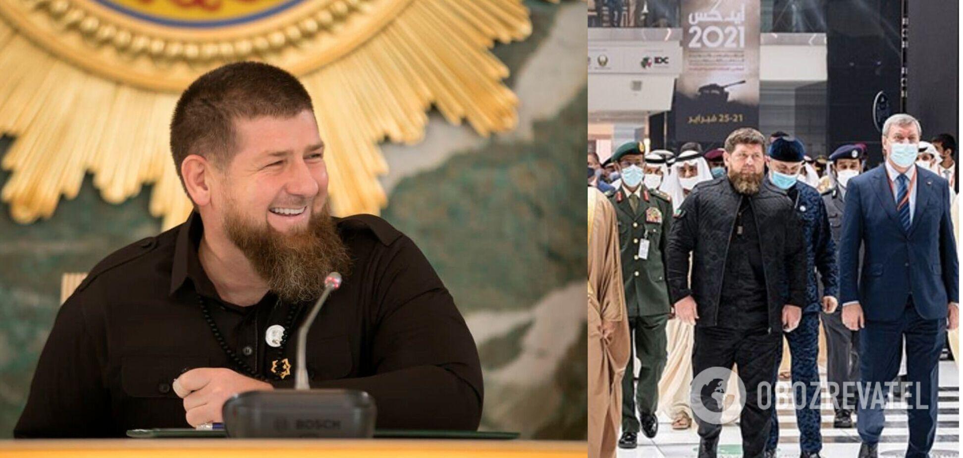 Глава Чечні висміяв скандальну ситуацію c Уруським