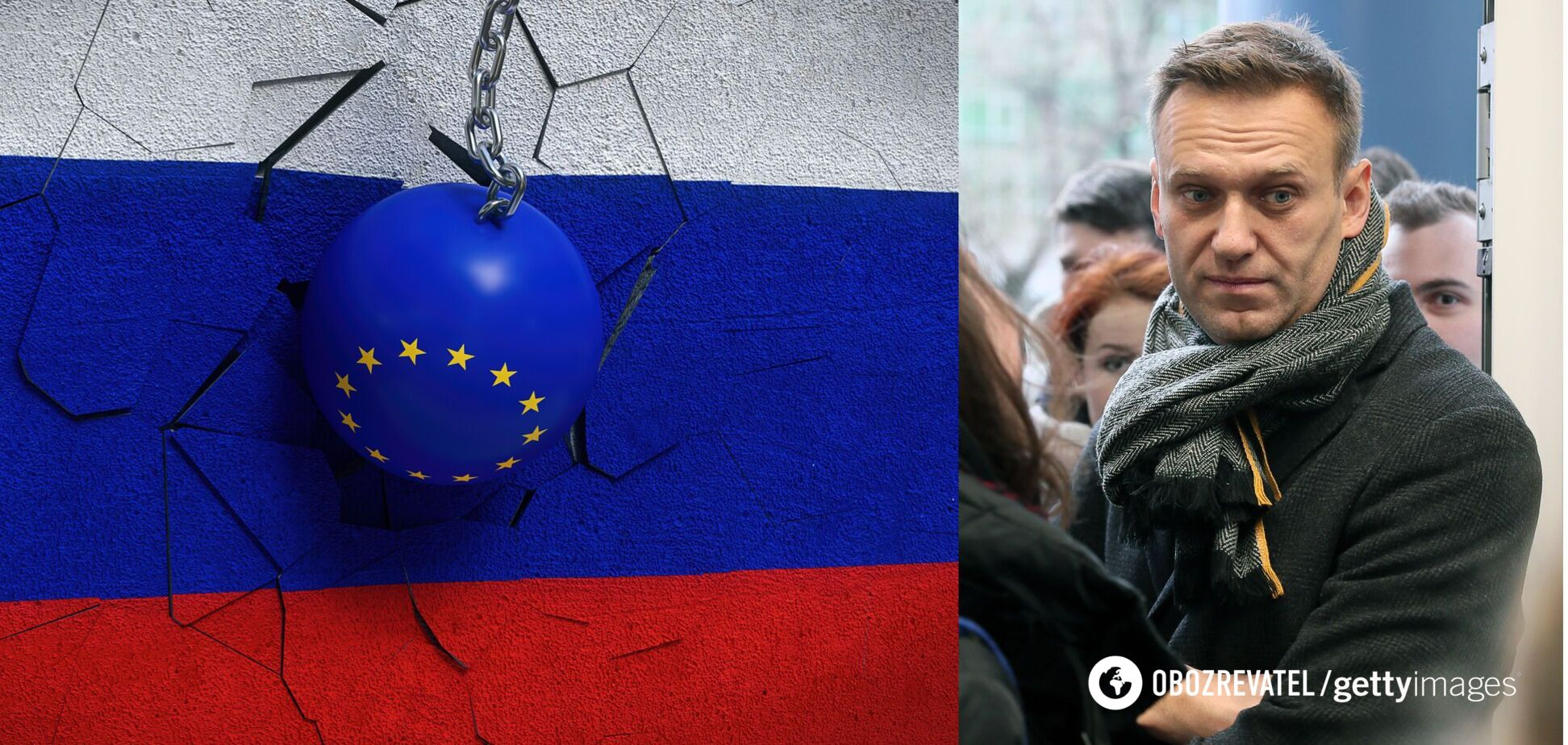 Главы МИД стран ЕС задумали санкции против России из-за дела Навального