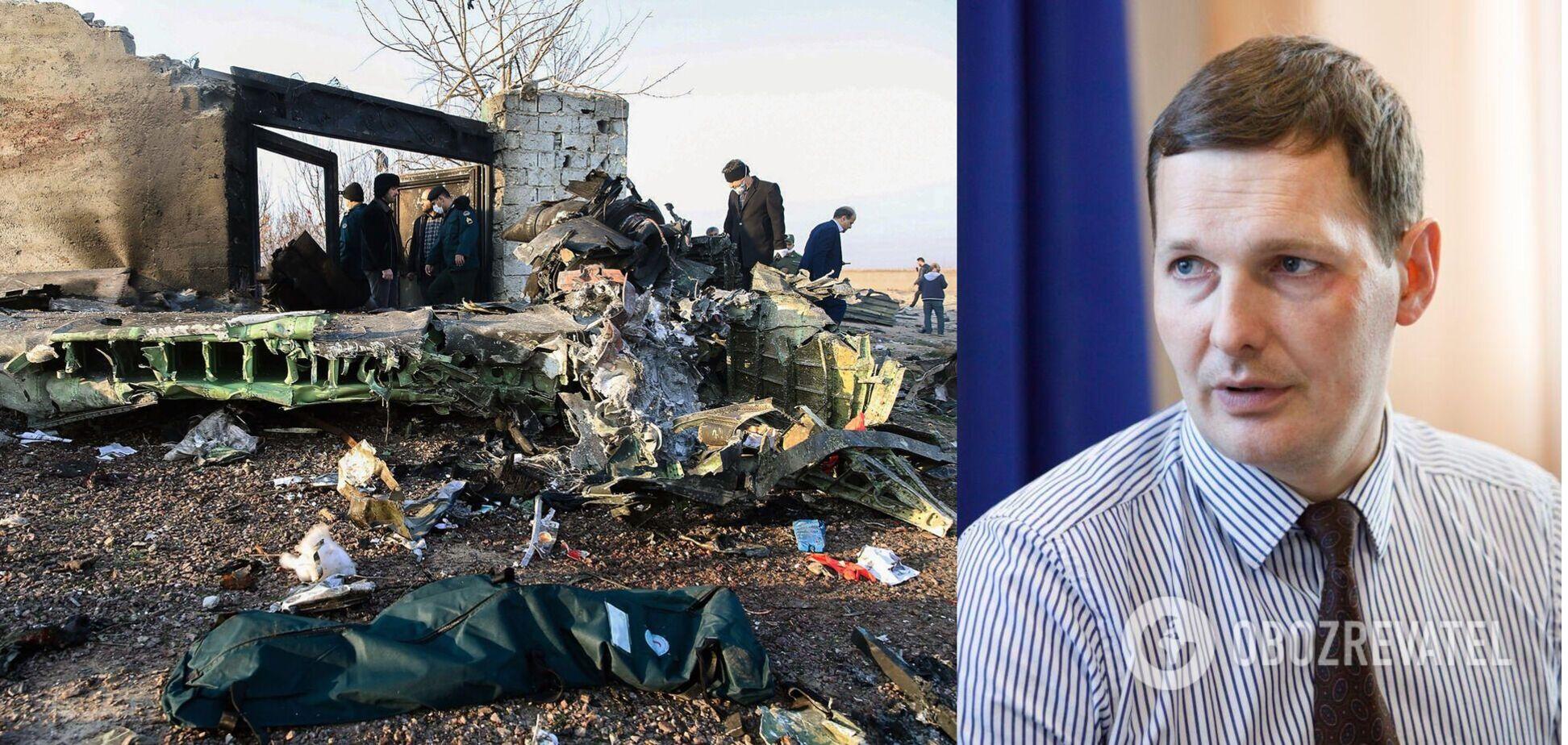В МИД заявили, что Иран игнорирует предложения по расследованию крушения самолета МАУ