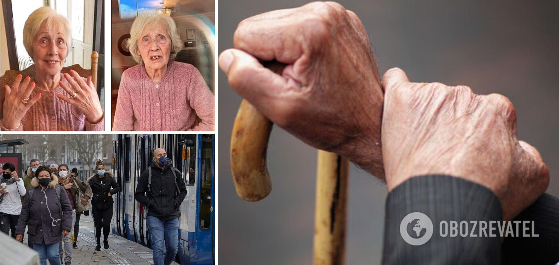 В Британии показали, как карантин изменил до неузнаваемости людей в домах престарелых. Фото до и после