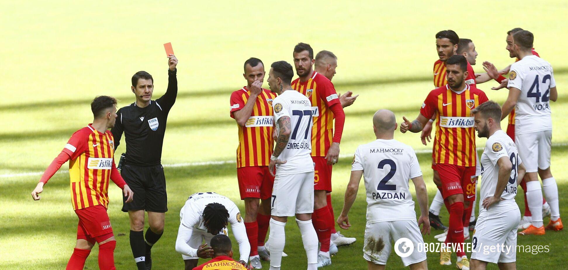 Чемпіонат Туреччини