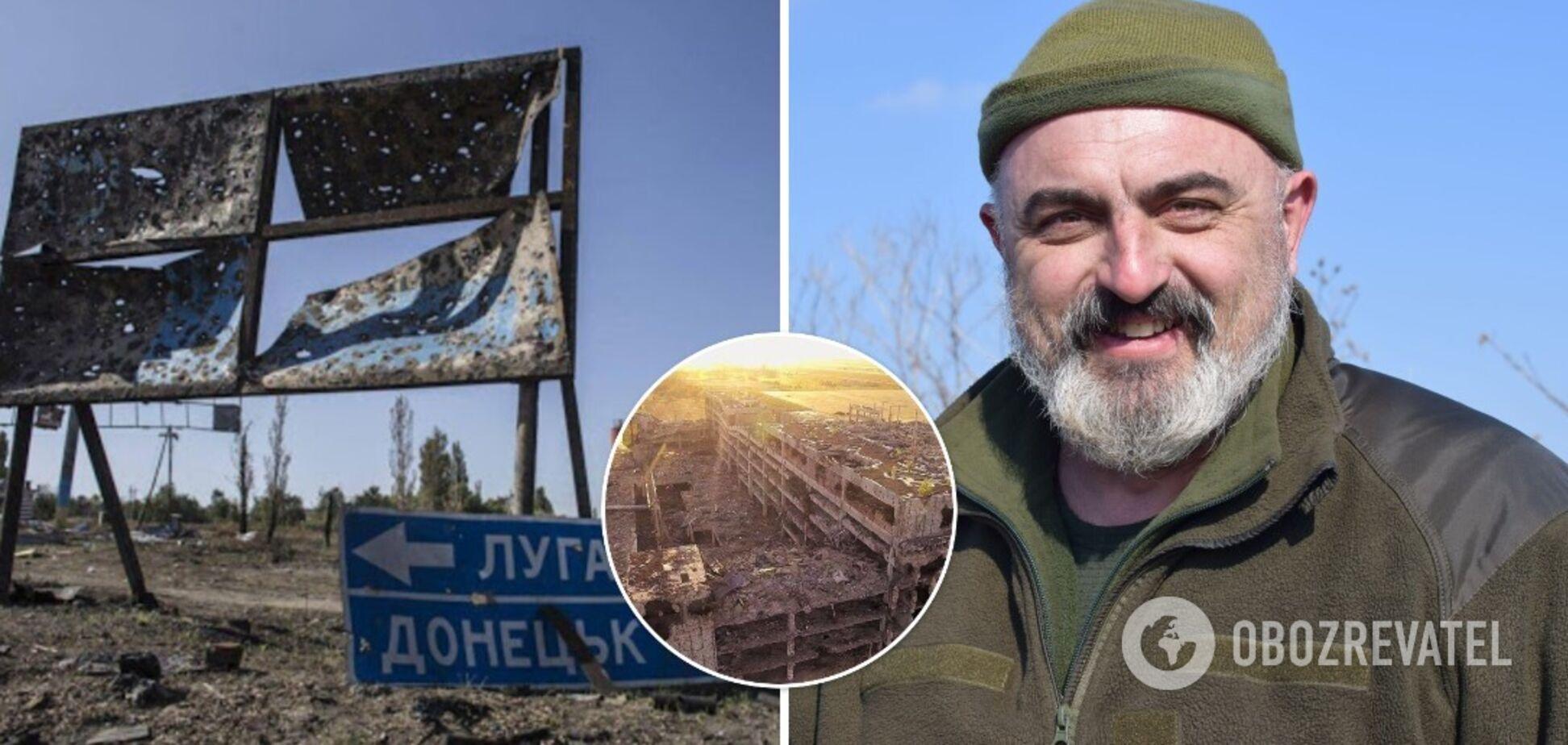 В ООС розповіли історію захисника України