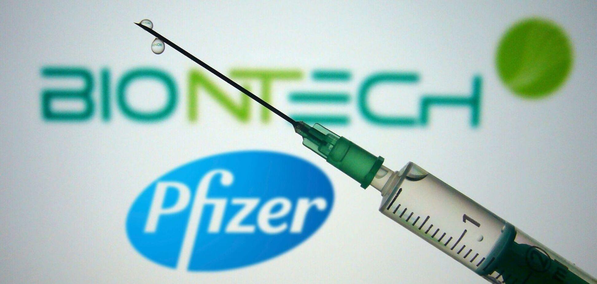 В Британии объявили о спаде заболеваемости коронавирусом после применения вакцины Pfizer