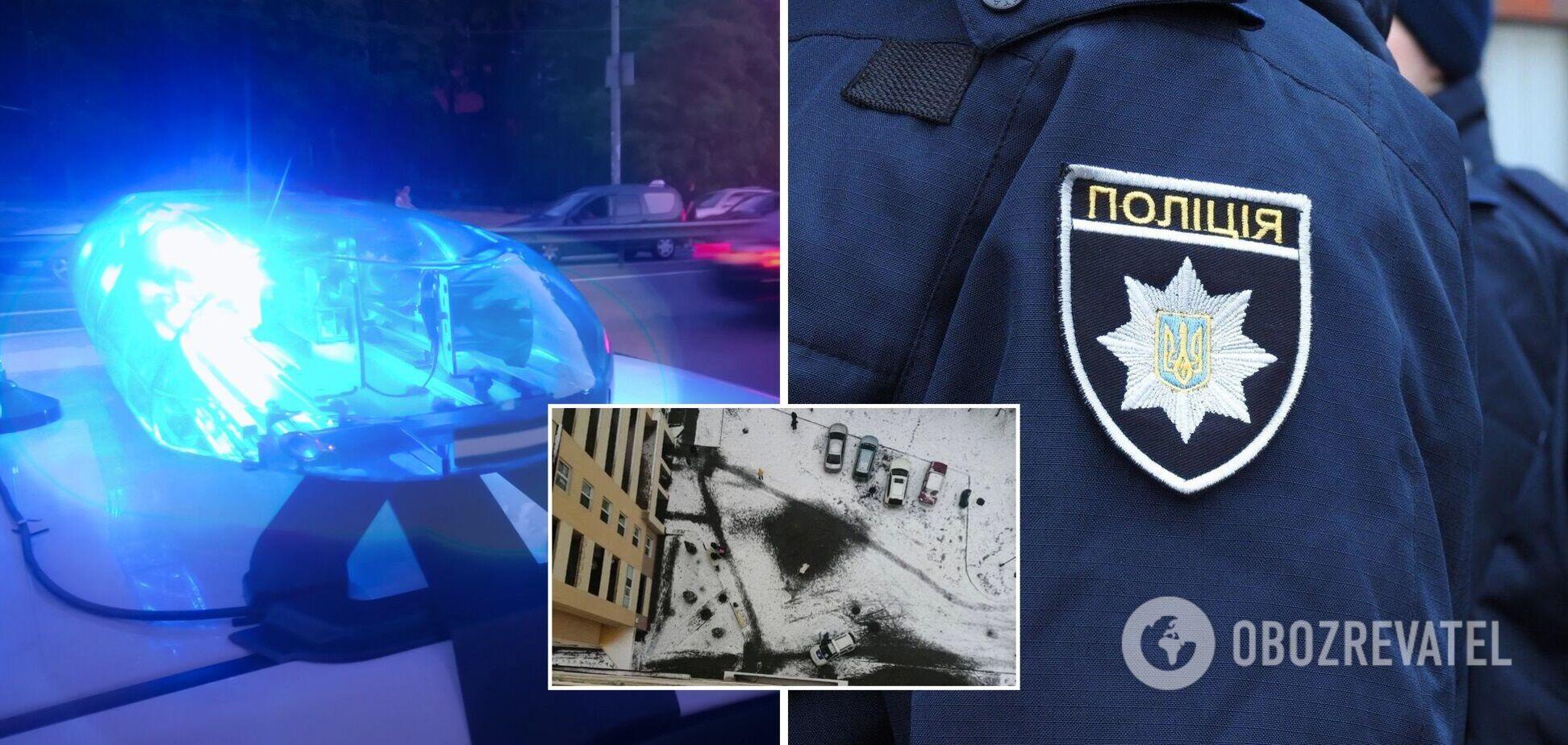 Розслідуванням зайнялось головне управління поліції області