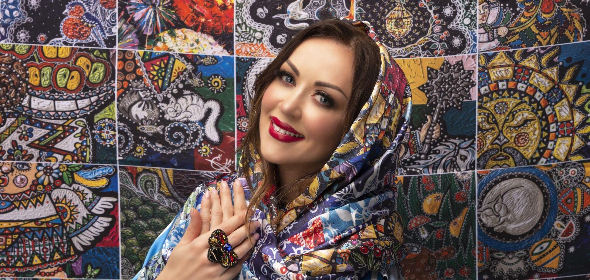 Певица Валевская презентовала новую песню об Украине