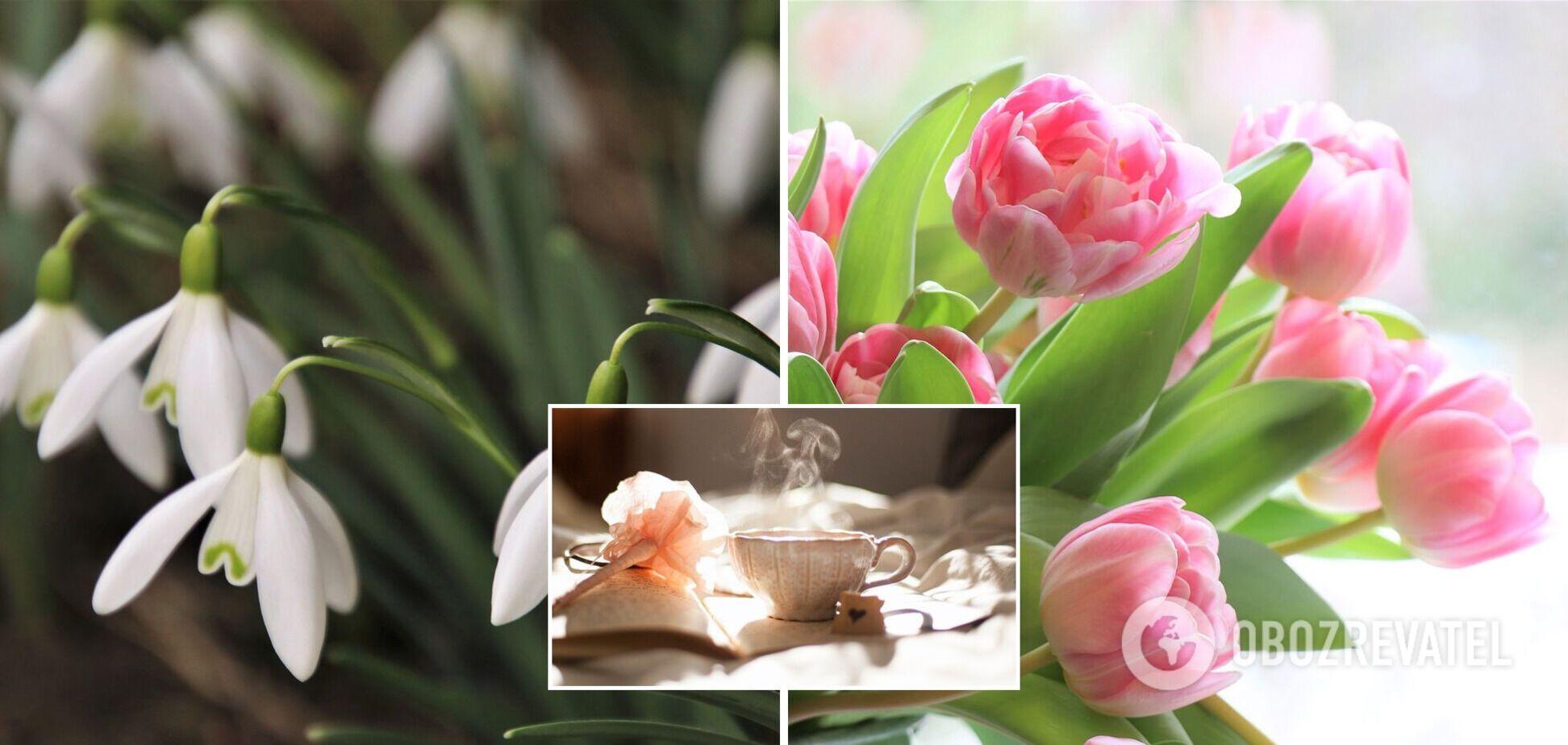 На початку весни відзначають кілька популярних свят