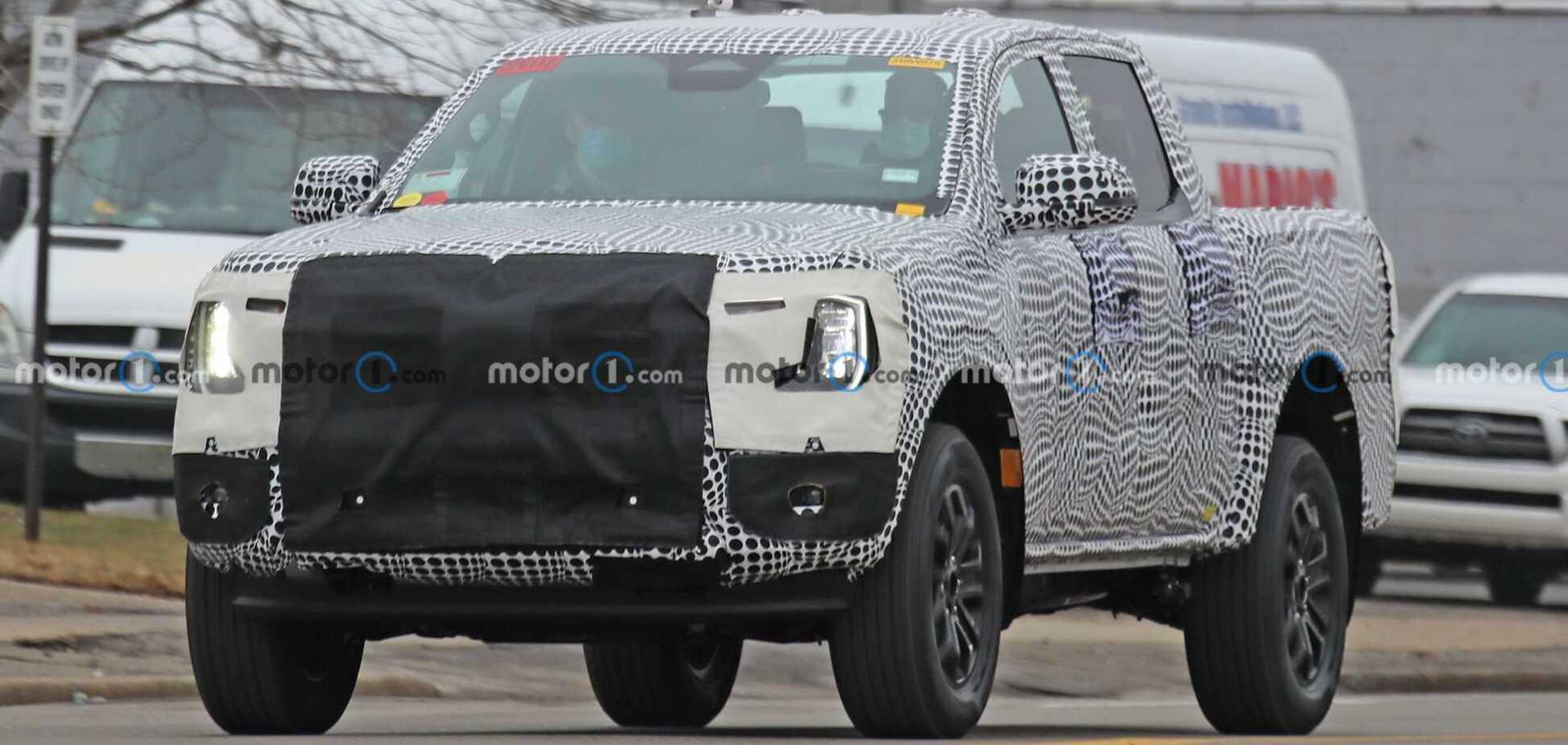 Ford Ranger получит гибридную версию PHEV