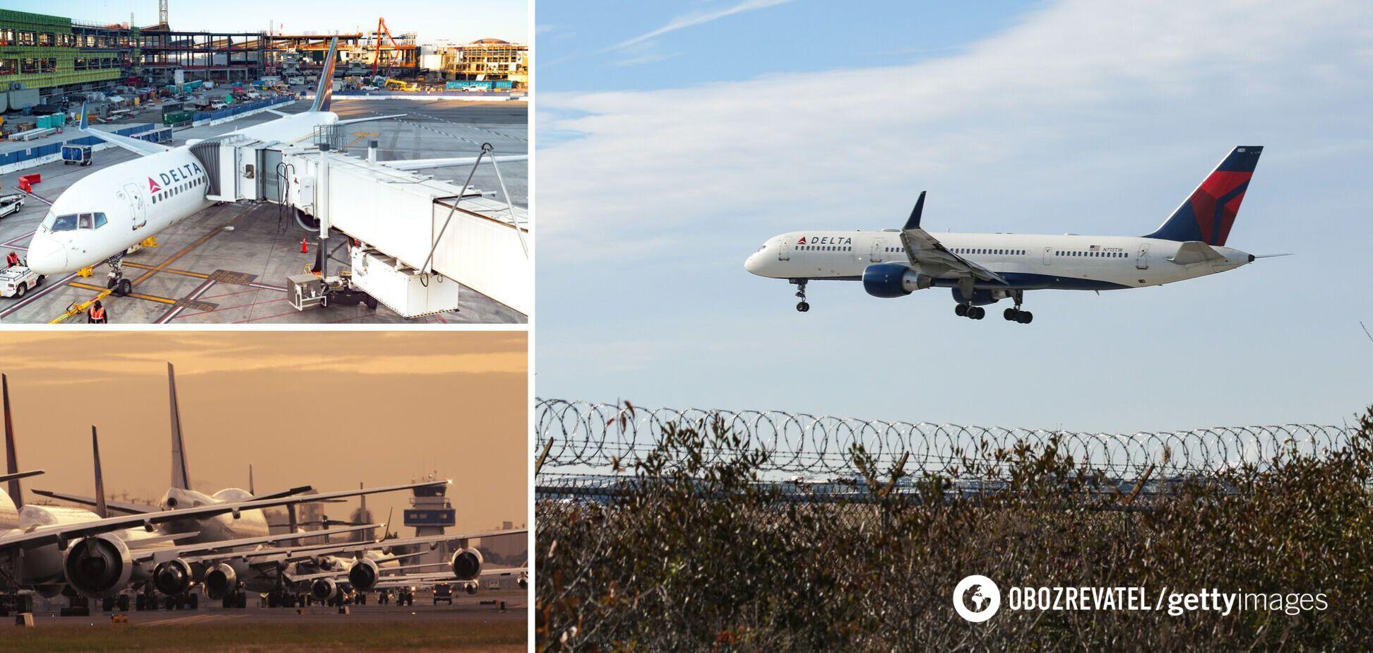 В США еще один Boeing совершил аварийную посадку