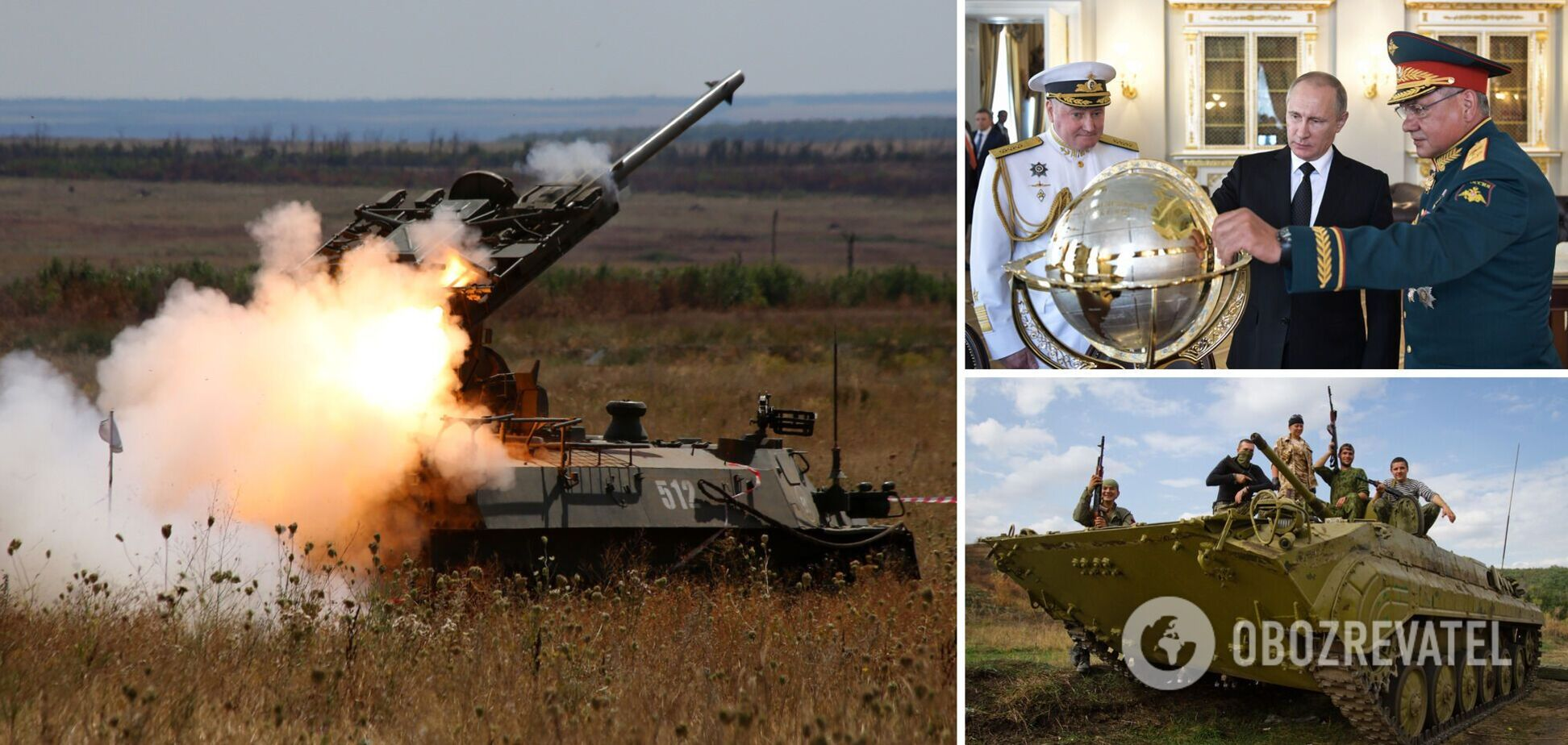 Маленькая победоносная война. Зачем Путину эскалация на Донбассе