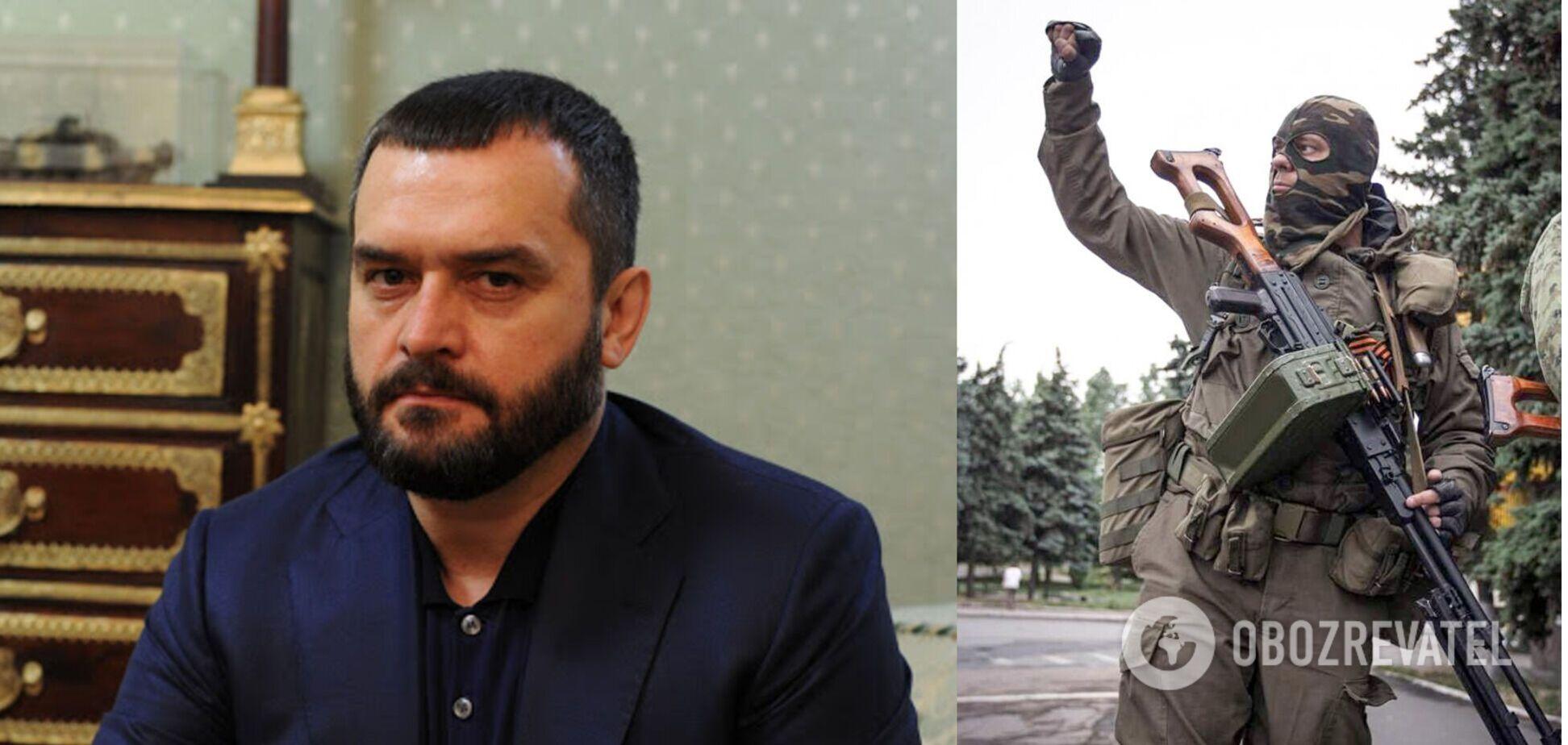 Беглый экс-министр Захарченко сказал, что готов возглавить террористов 'Л/ДНР'