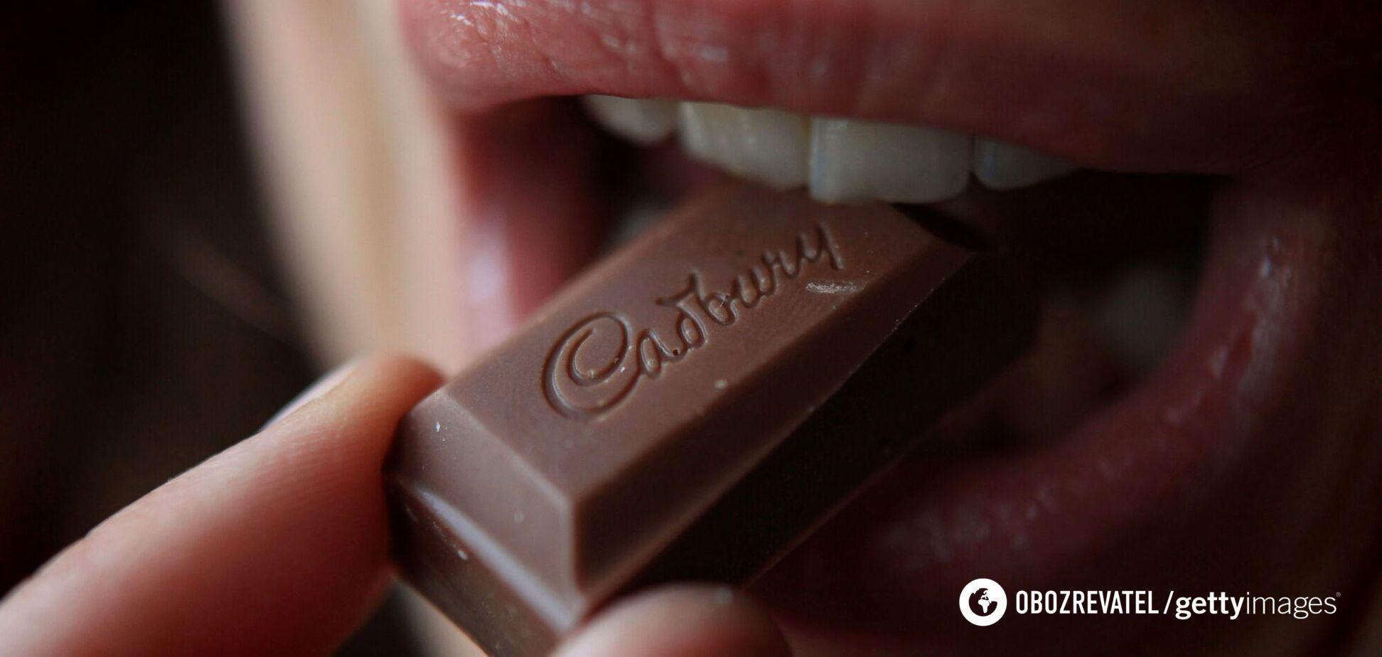 В Україну з Іспанії завезли шоколад з небезпечним токсином
